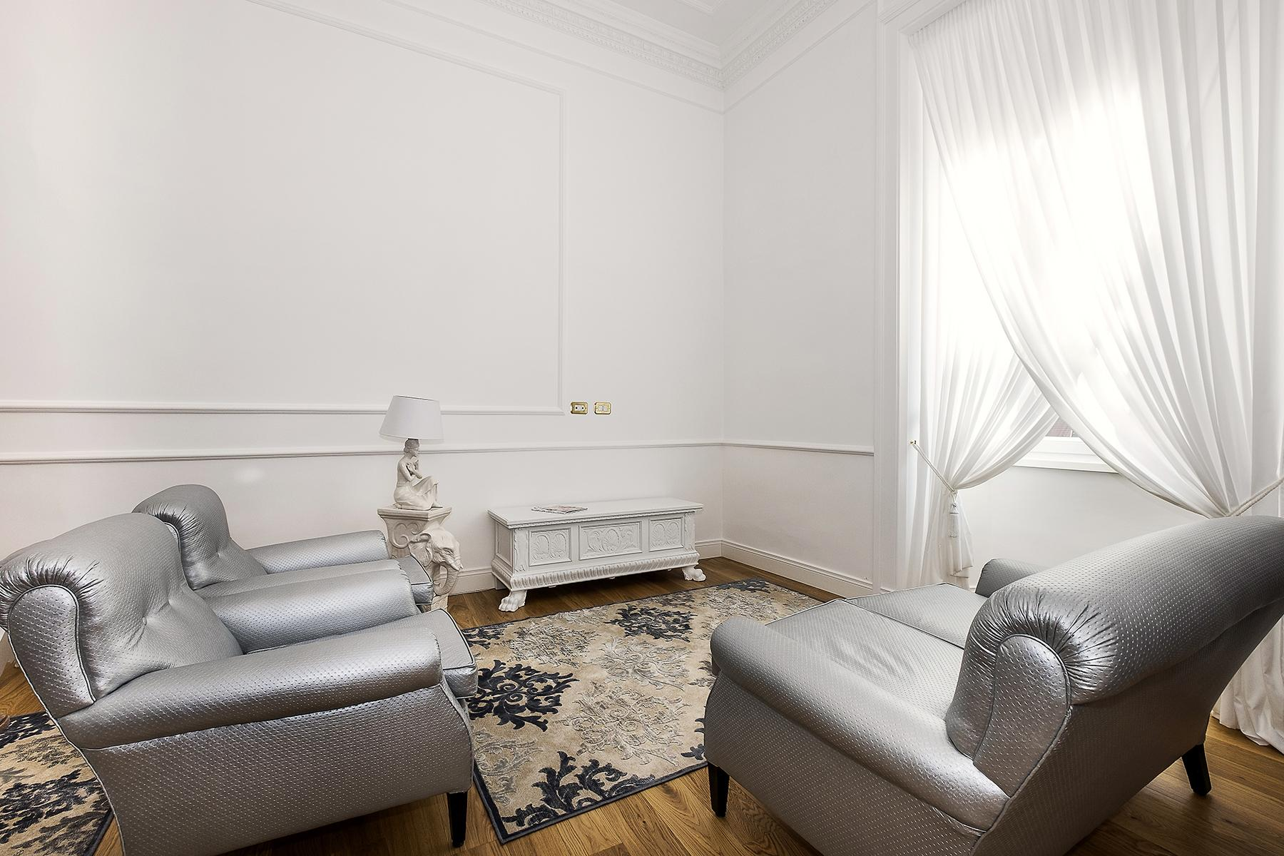 Elegante Wohnung auf dem Piazza dei Quiriti - 4