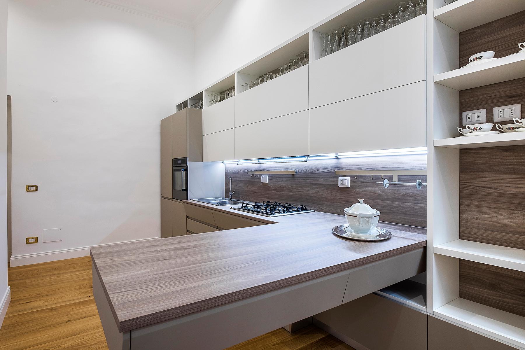 Elegante Wohnung auf dem Piazza dei Quiriti - 12