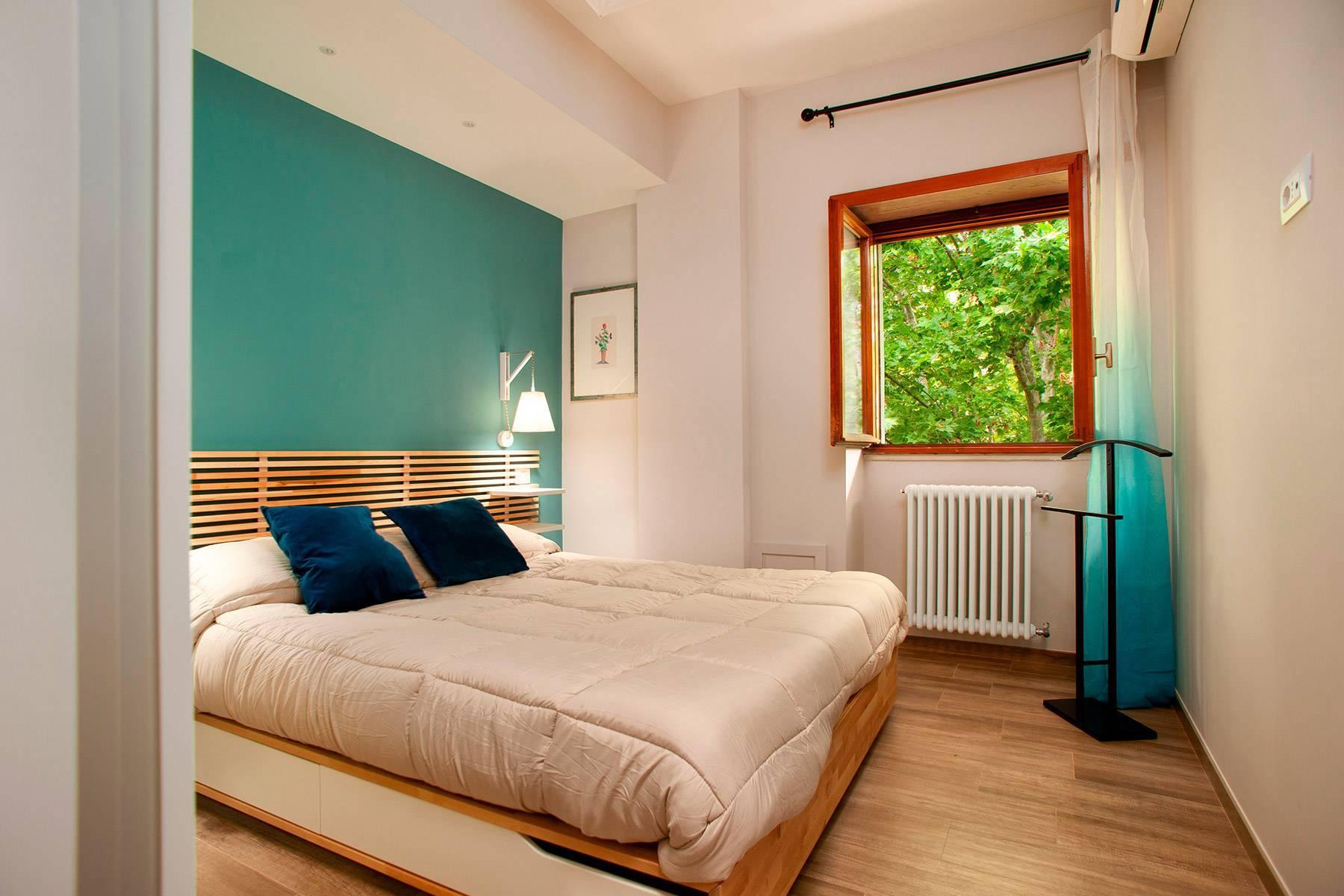 Design-Penthouse mit Panorama-Terrasse mitten im Grünen - 3