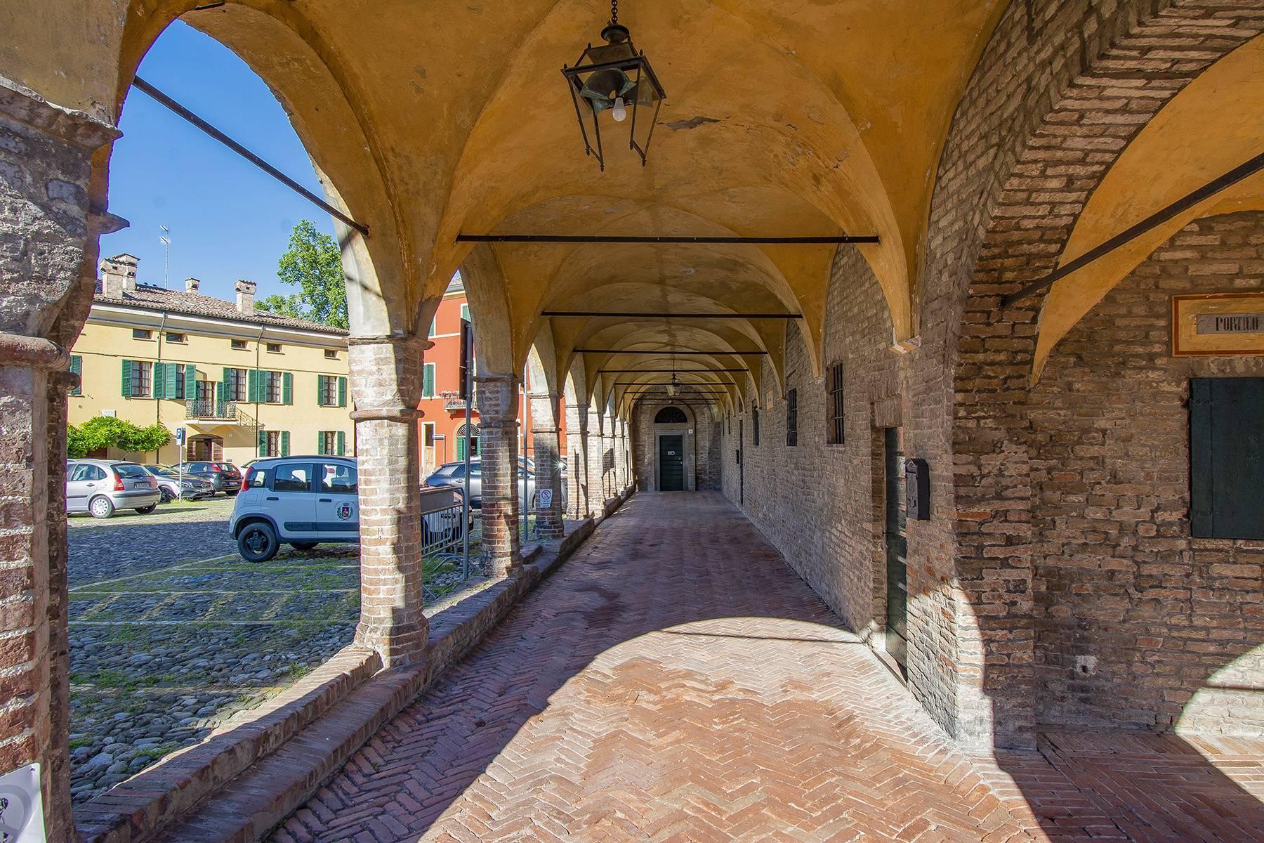 Prestigiosa mansarda nel borgo di Fontanellato - 23