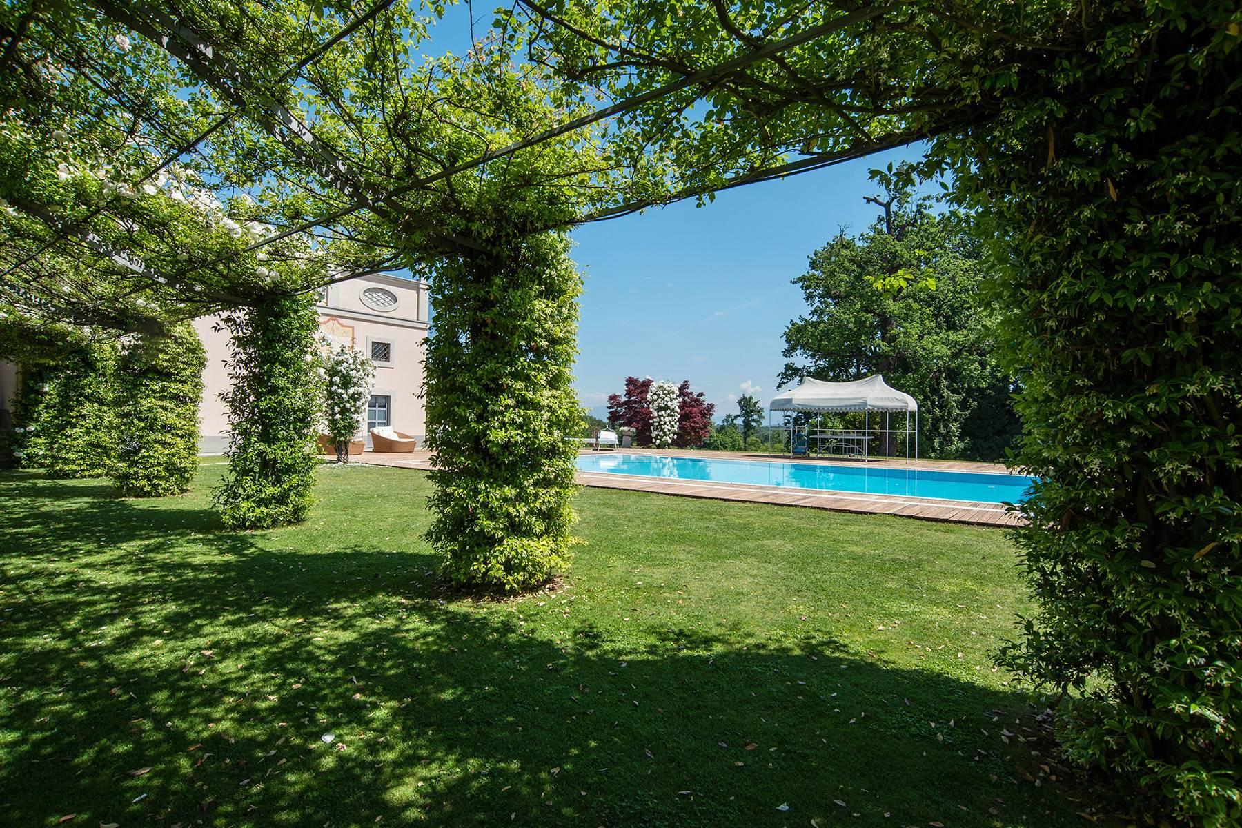Antike Burg am Lago Maggiore - 5
