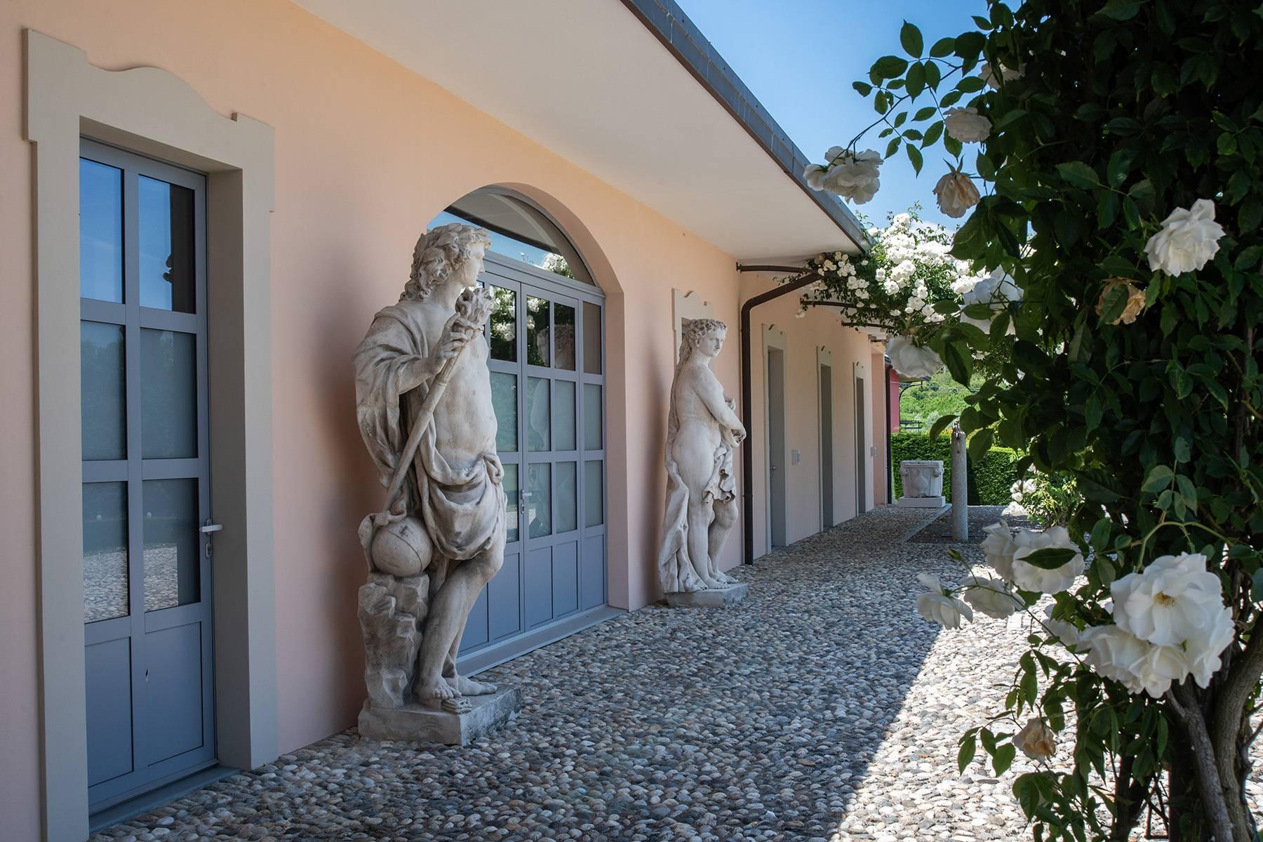 Antike Burg am Lago Maggiore - 3