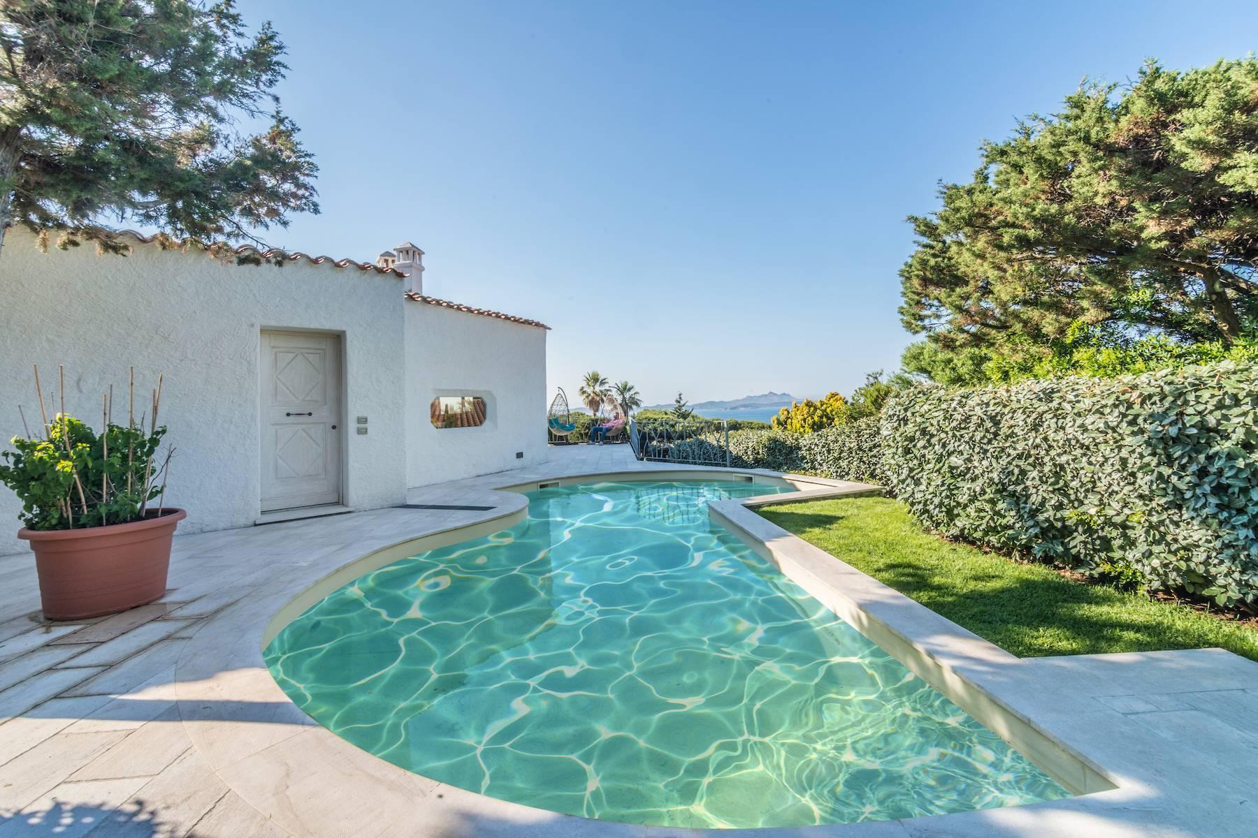 Accogliente villa con piscina privata, a pochi passi dal mare e dal centro di Baja Sardinia - 23