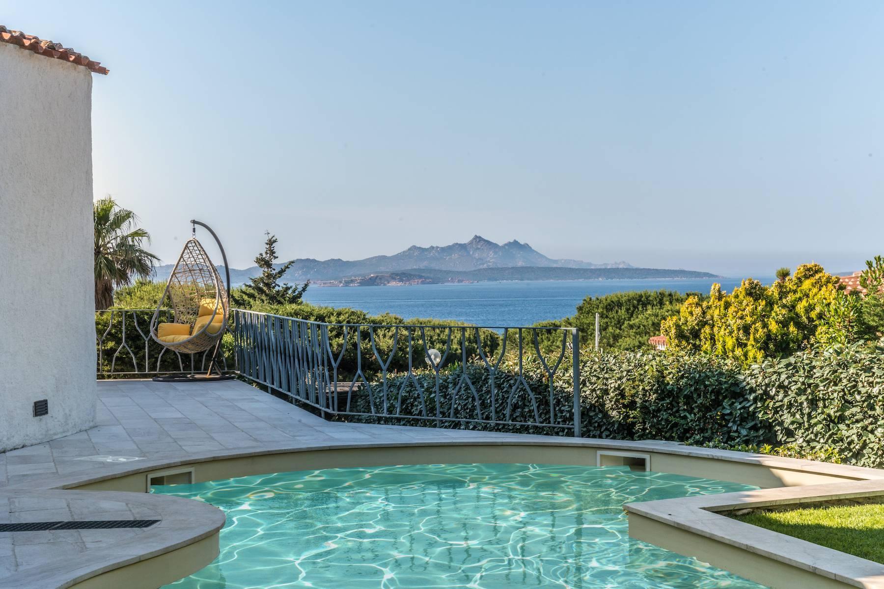 Villa confortable avec piscine privée à Baja Sardinia - 2