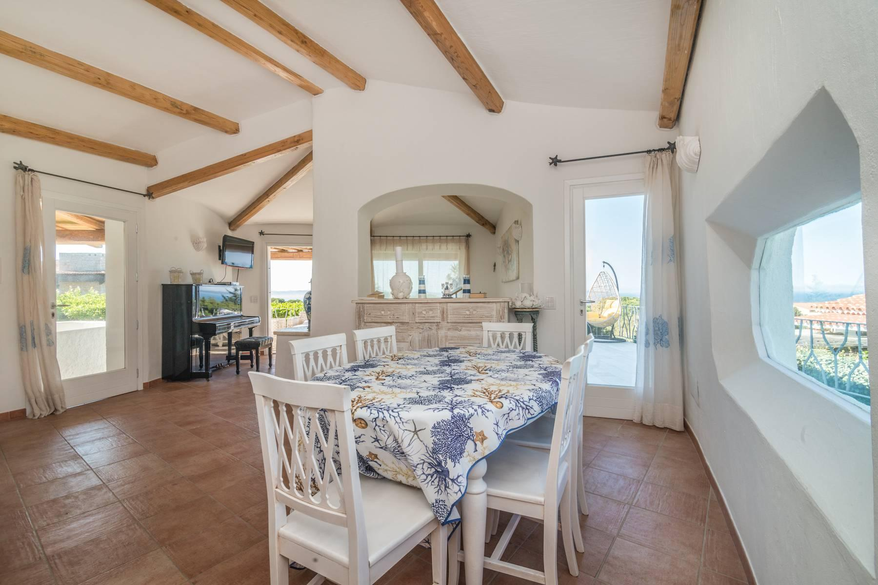 Villa confortable avec piscine privée à Baja Sardinia - 4