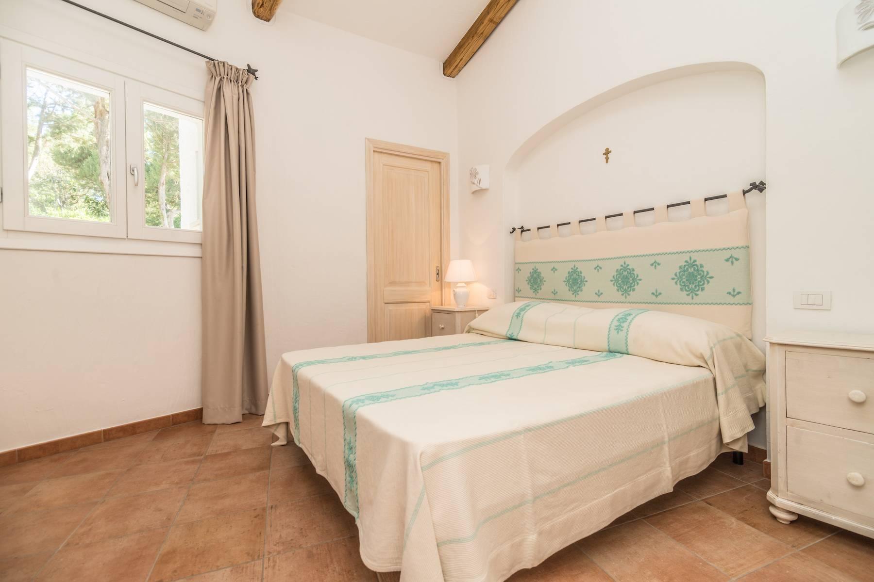 Accogliente villa con piscina privata, a pochi passi dal mare e dal centro di Baja Sardinia - 15