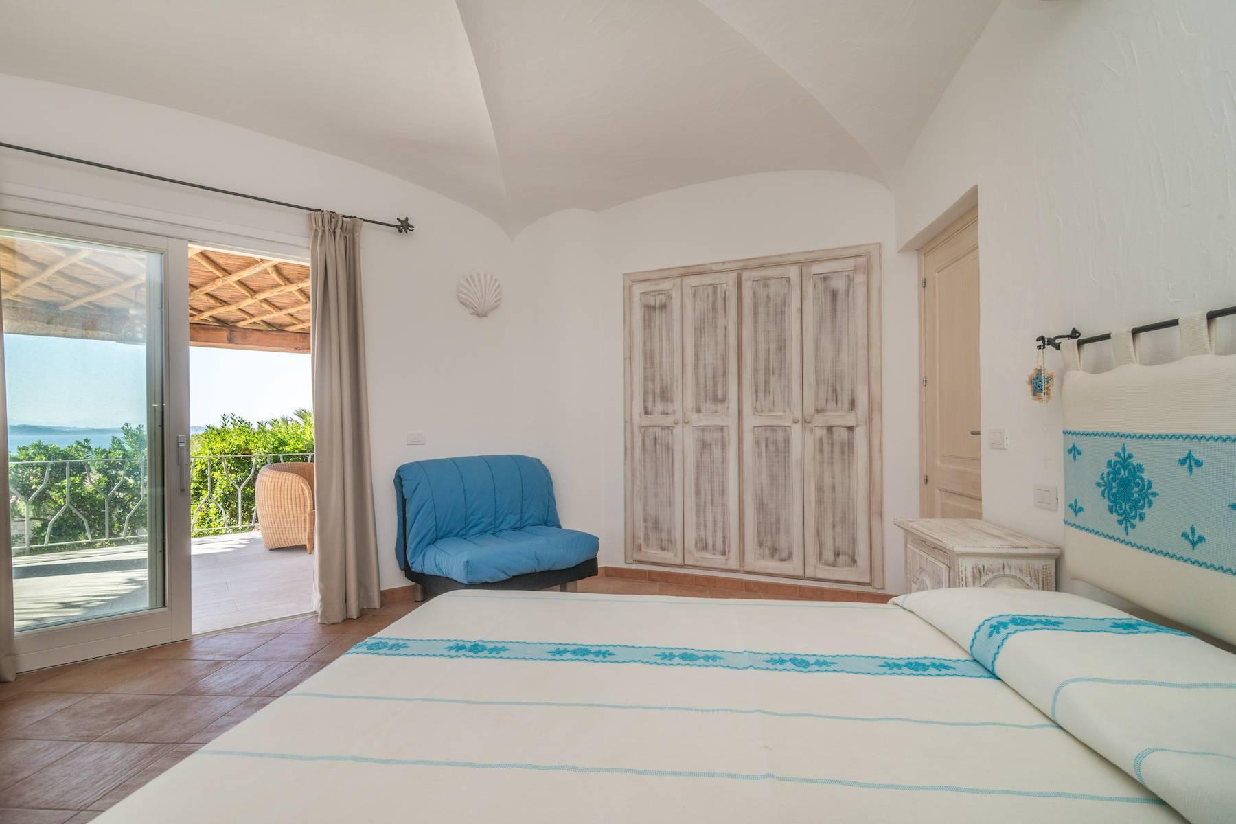 Accogliente villa con piscina privata, a pochi passi dal mare e dal centro di Baja Sardinia - 11
