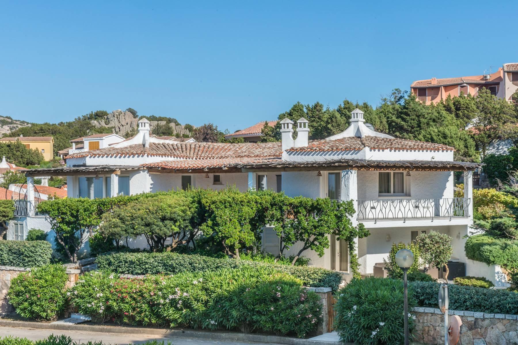 Accogliente villa con piscina privata, a pochi passi dal mare e dal centro di Baja Sardinia - 24