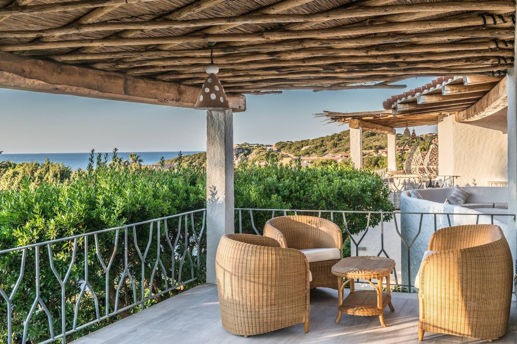 Accogliente villa con piscina privata, a pochi passi dal mare e dal centro di Baja Sardinia - 12