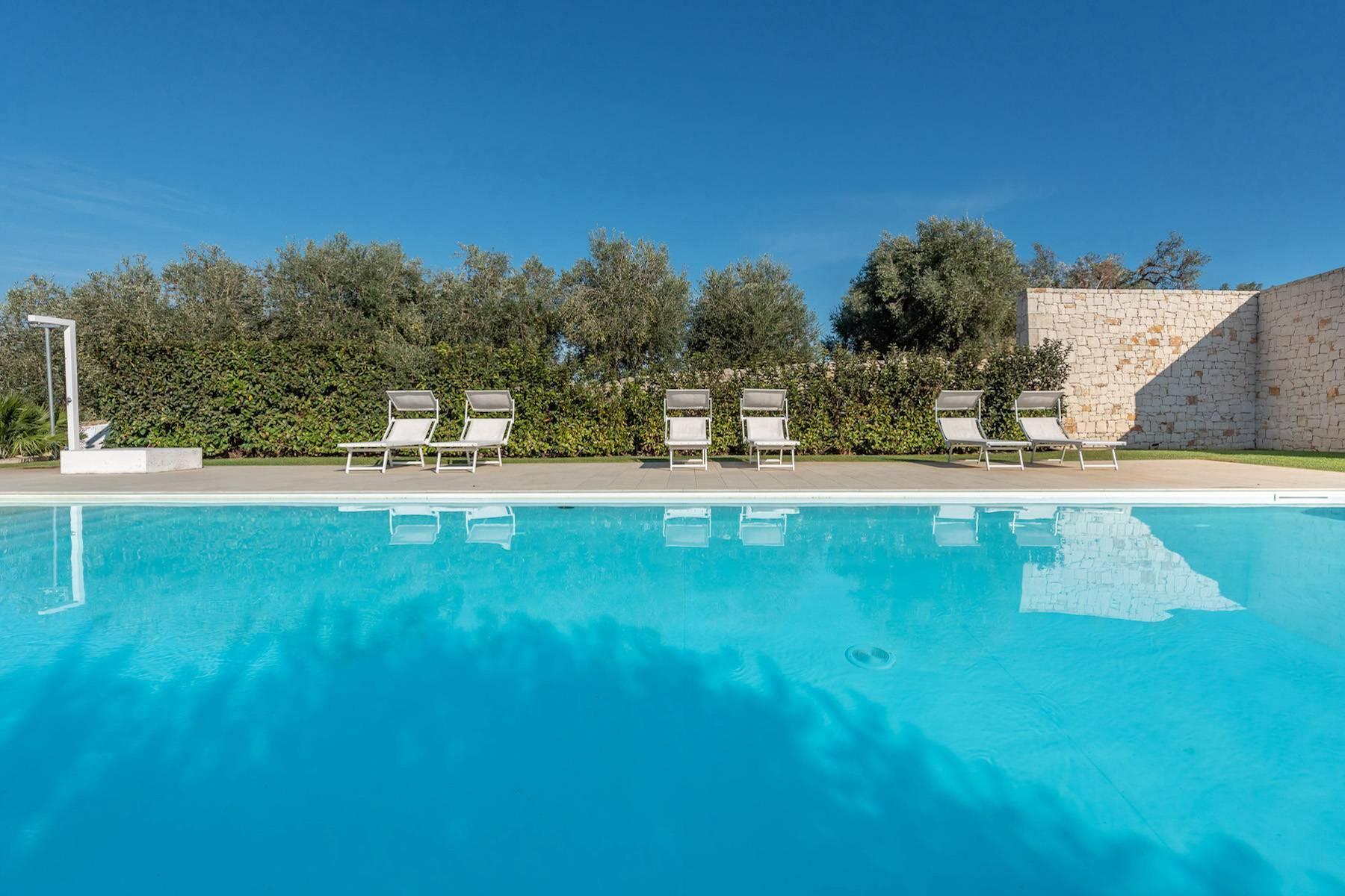 Antico Casale con piscina ad Ispica - 7