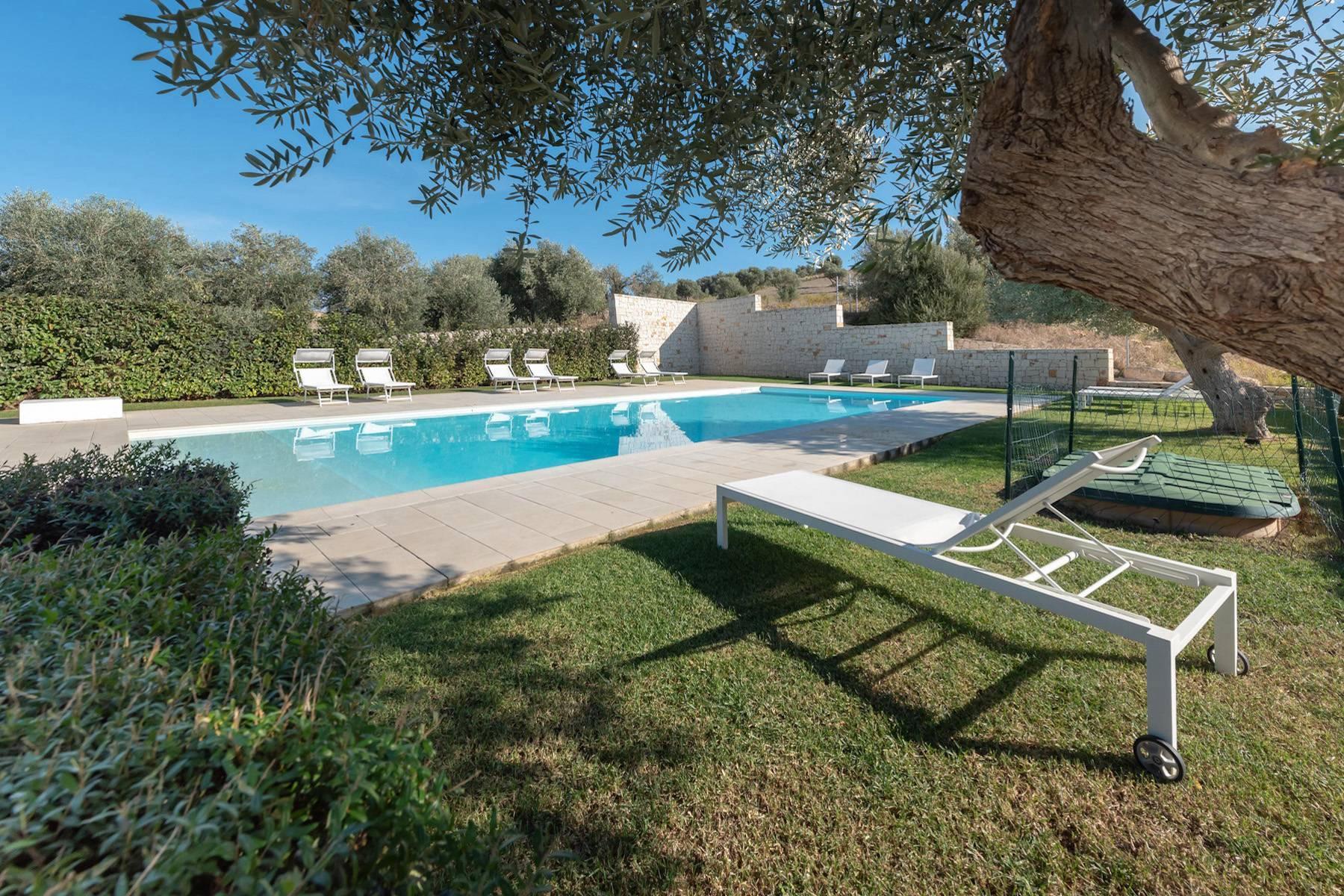 Antico Casale con piscina ad Ispica - 13