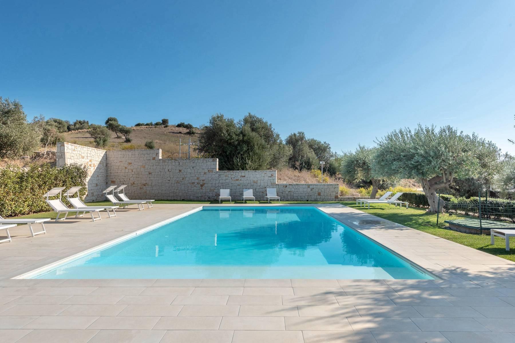 Antico Casale con piscina ad Ispica - 5