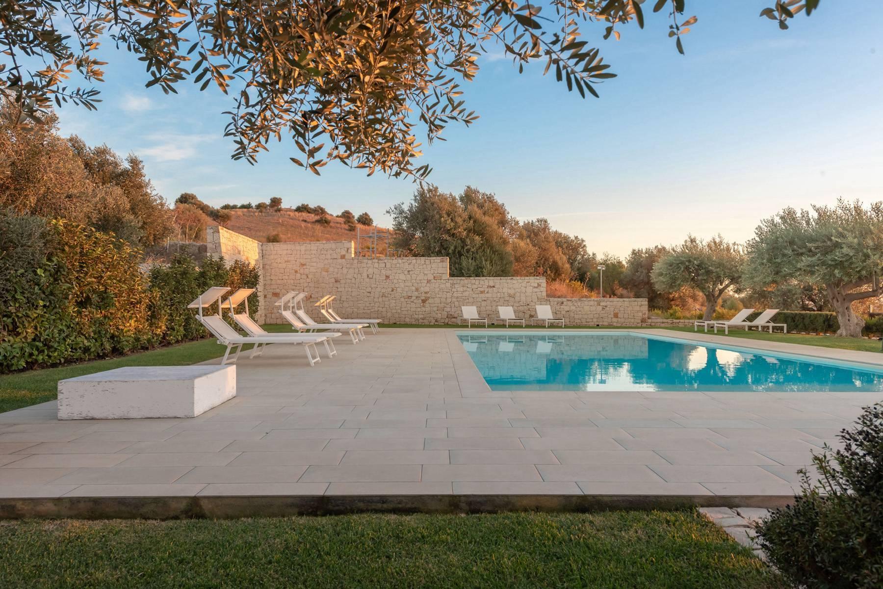 Antico Casale con piscina ad Ispica - 1