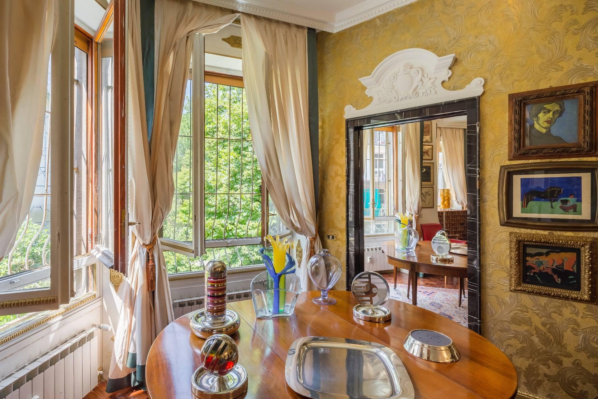 Charming and exclusive property overlooking the Borromeo gardens - 7