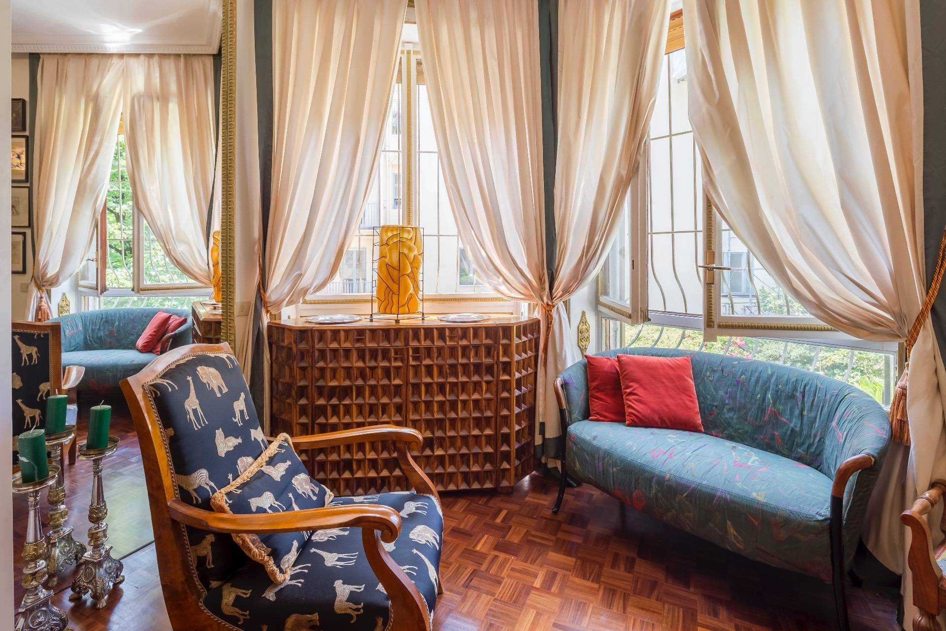 Charming and exclusive property overlooking the Borromeo gardens - 6