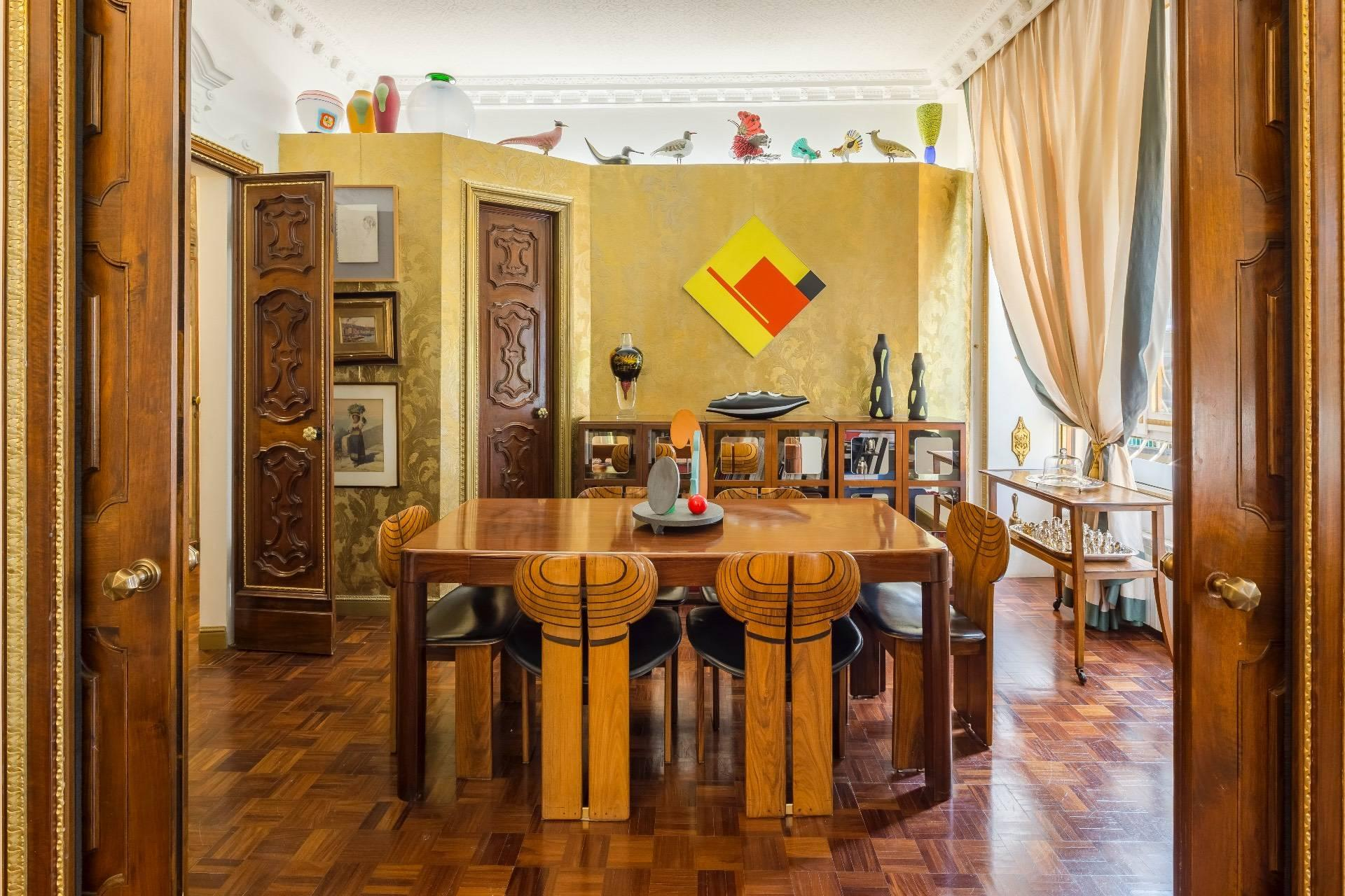 Charming and exclusive property overlooking the Borromeo gardens - 9