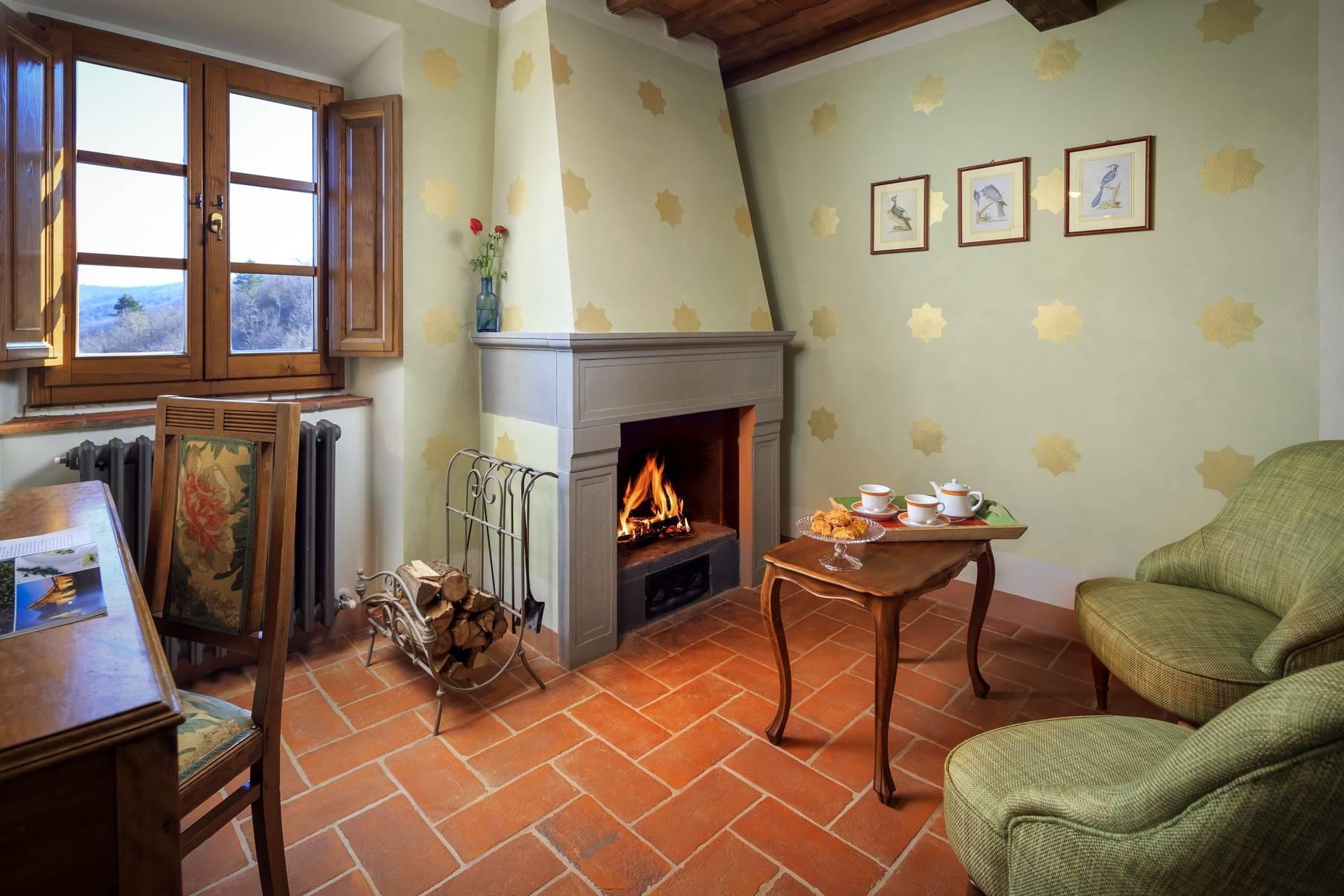 Herrliches Anwesen im Herzen des Chianti-Gebiets von Arezzo - 11