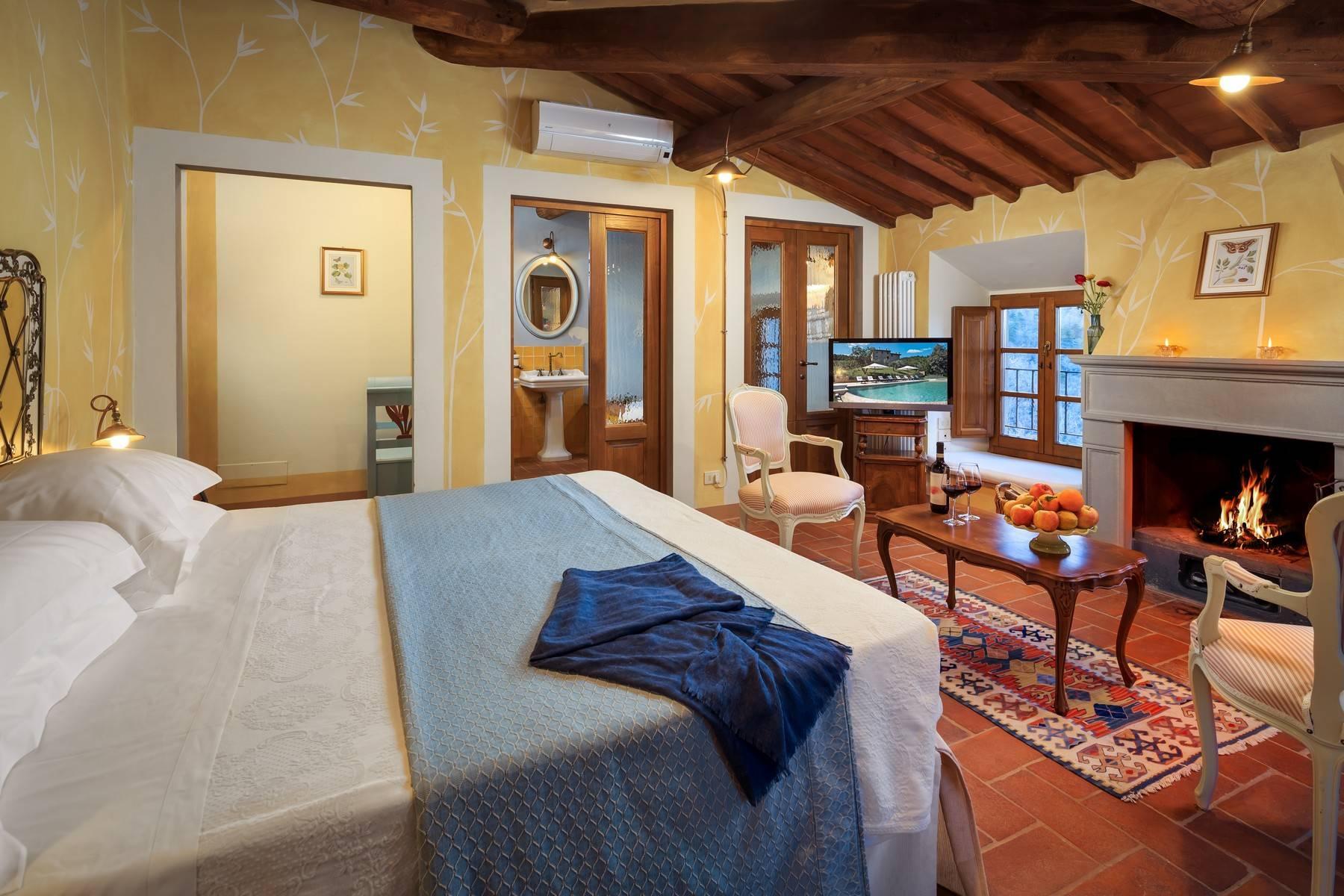 Herrliches Anwesen im Herzen des Chianti-Gebiets von Arezzo - 19