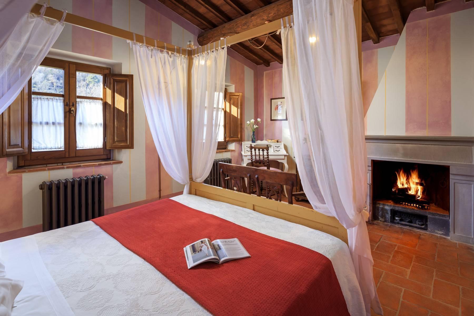 Herrliches Anwesen im Herzen des Chianti-Gebiets von Arezzo - 21
