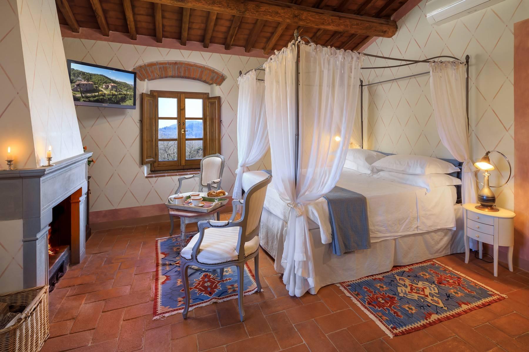 Herrliches Anwesen im Herzen des Chianti-Gebiets von Arezzo - 12