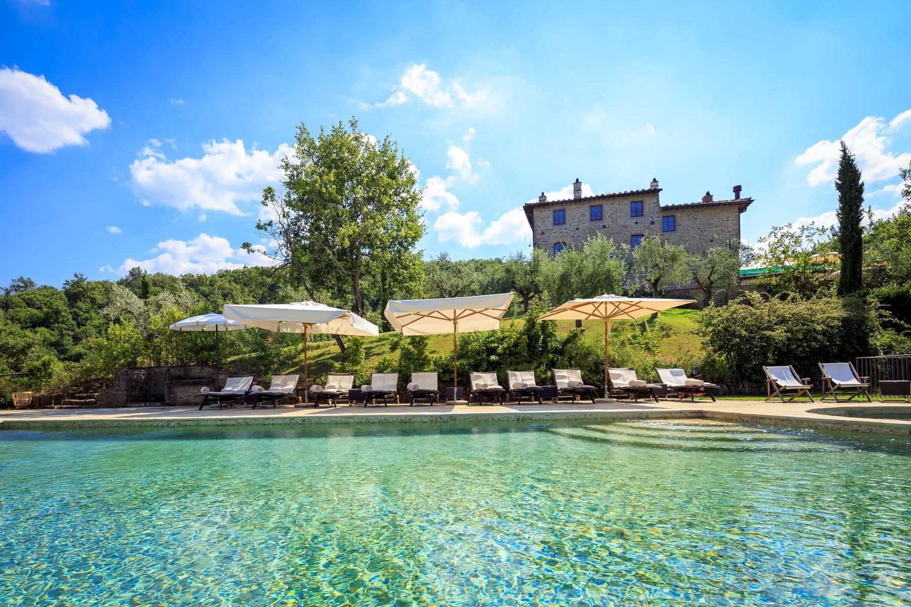Beautiful property in the heart of Chianti Aretino - 3