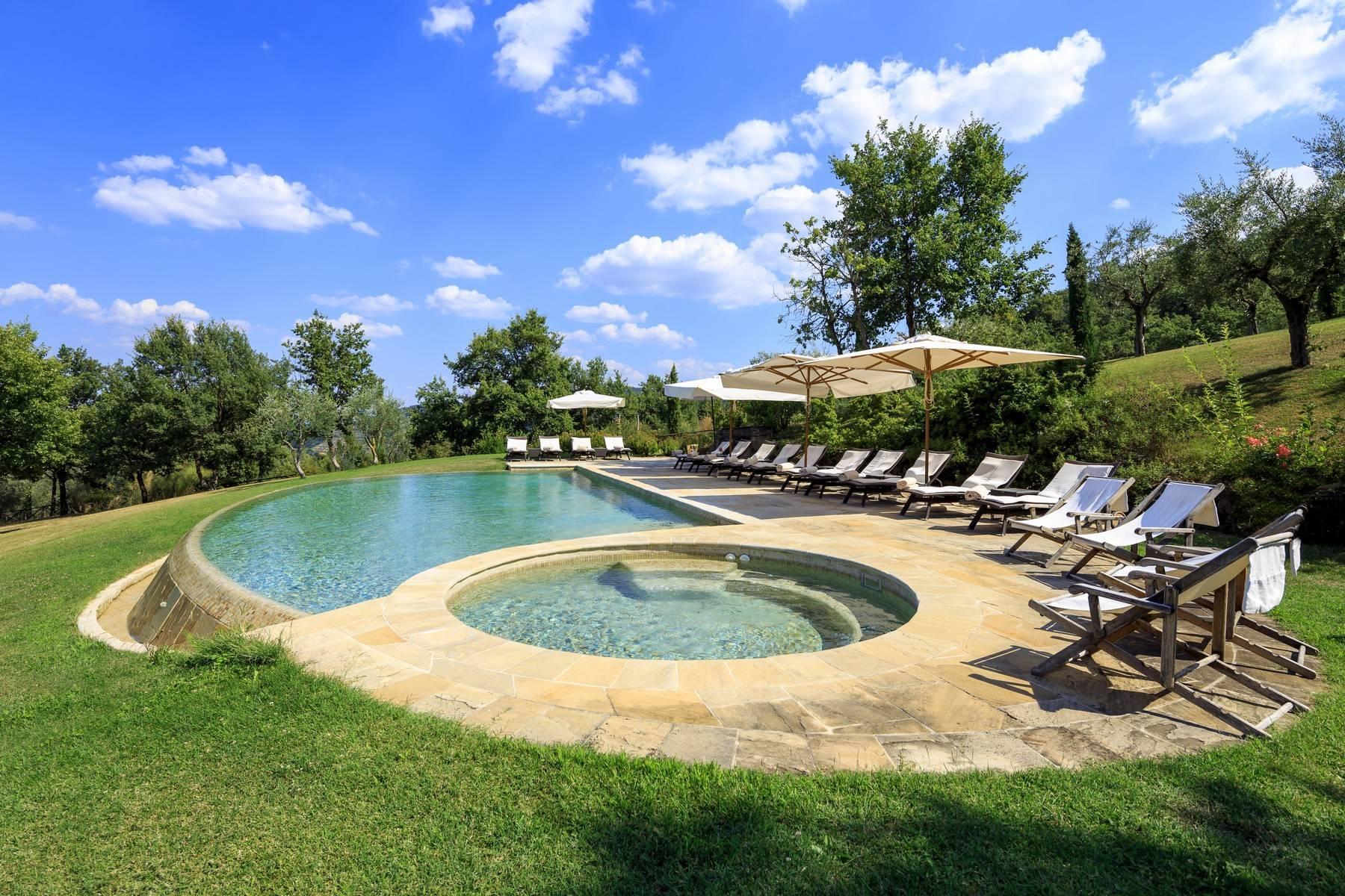 Herrliches Anwesen im Herzen des Chianti-Gebiets von Arezzo - 27