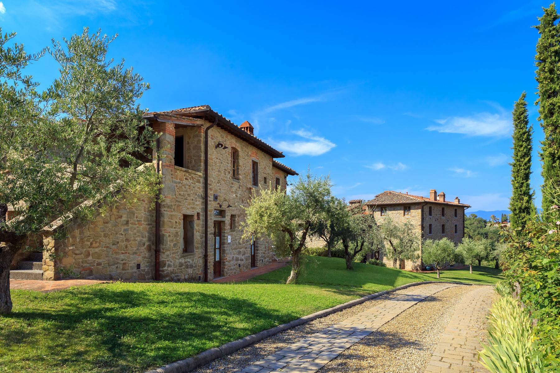 Beautiful property in the heart of Chianti Aretino - 5