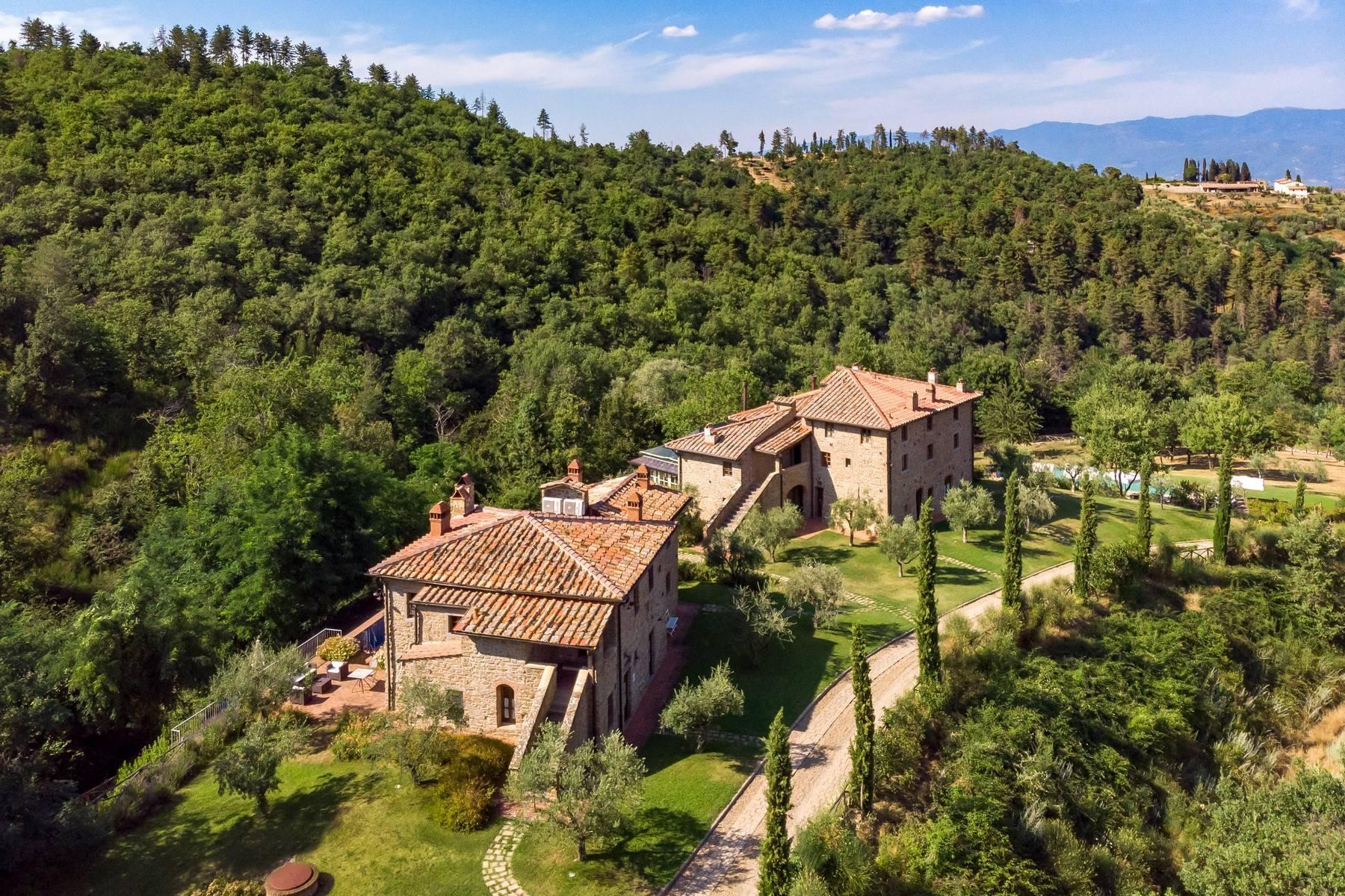 Herrliches Anwesen im Herzen des Chianti-Gebiets von Arezzo - 30