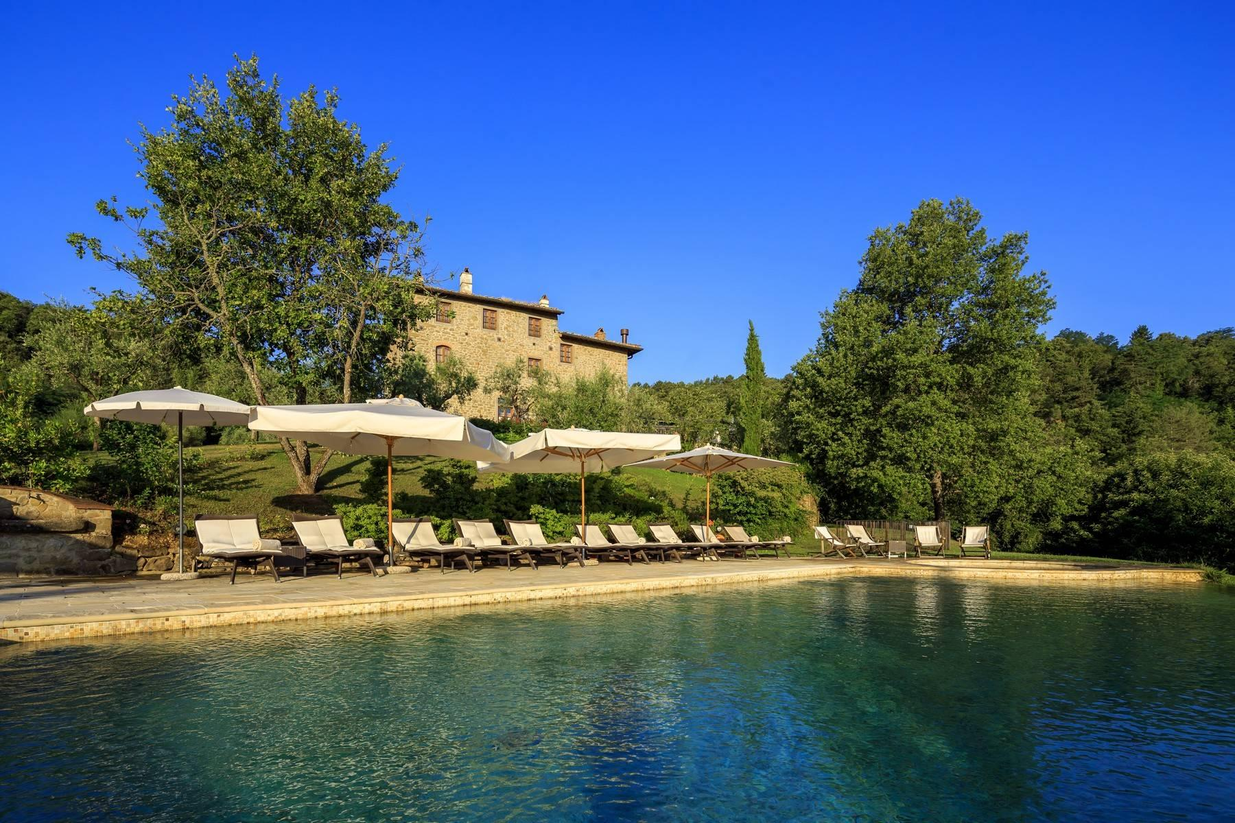 Herrliches Anwesen im Herzen des Chianti-Gebiets von Arezzo - 28