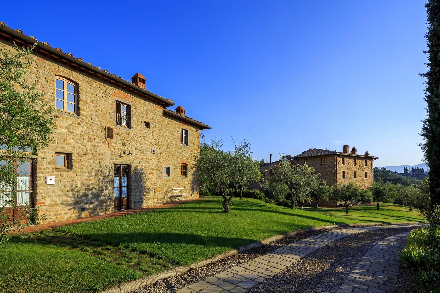 Beautiful property in the heart of Chianti Aretino - 6