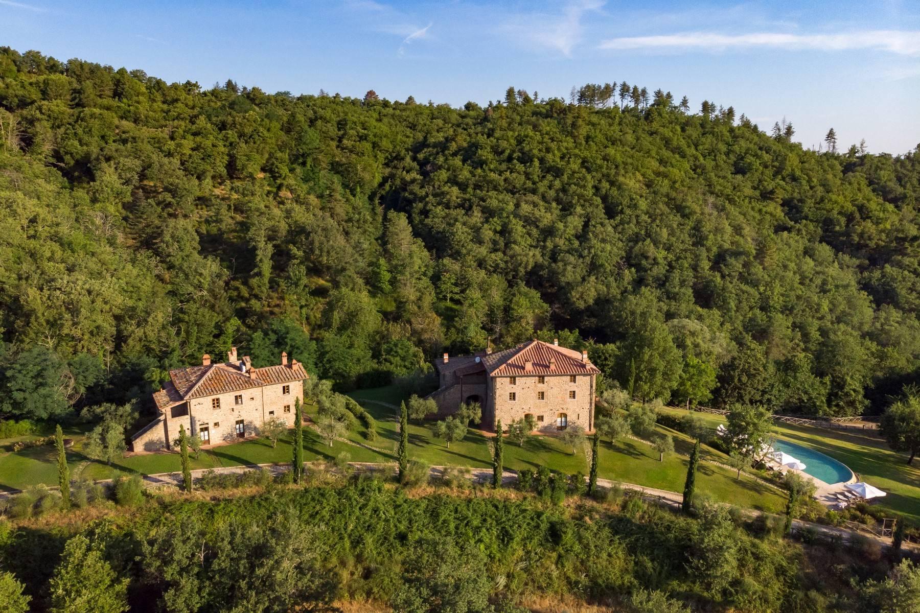 Herrliches Anwesen im Herzen des Chianti-Gebiets von Arezzo - 29