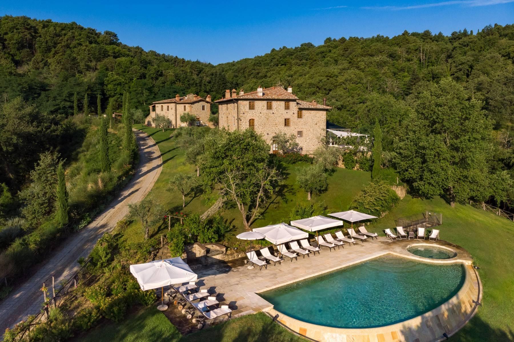 Beautiful property in the heart of Chianti Aretino - 7