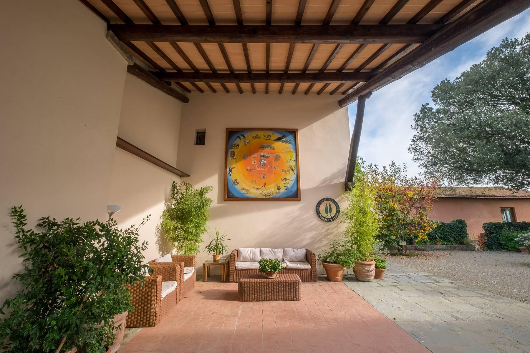 Spectacular Villa and Farmstead close to Florence - 13