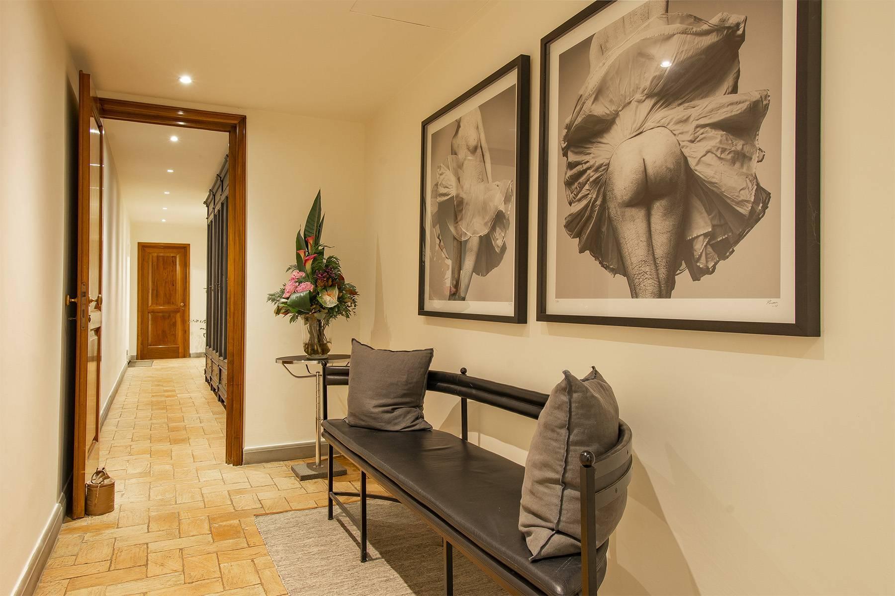 Außergewöhnliche Villa auf den Hügeln um Florenz mit Swimmingpool und Fitnessraum - 20
