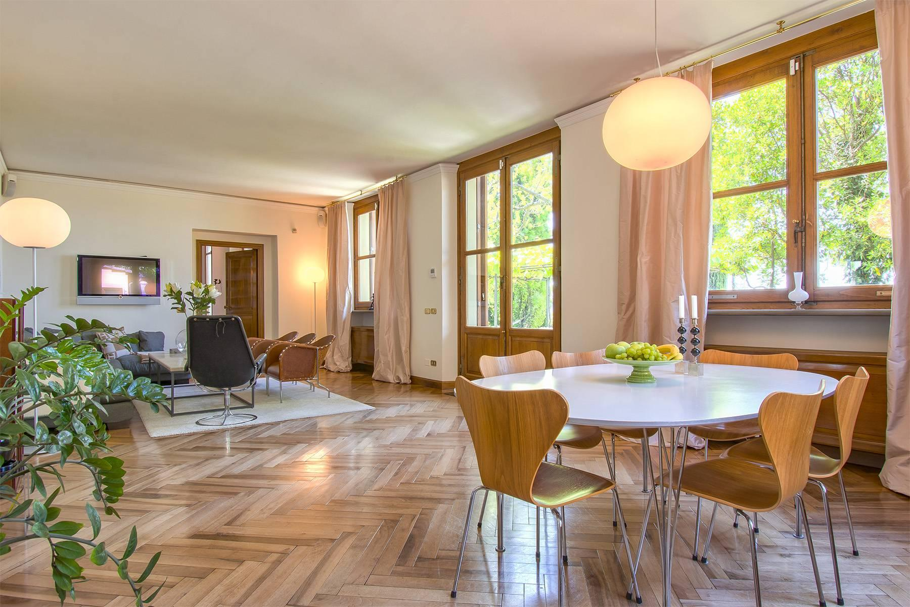 Außergewöhnliche Villa auf den Hügeln um Florenz mit Swimmingpool und Fitnessraum - 8