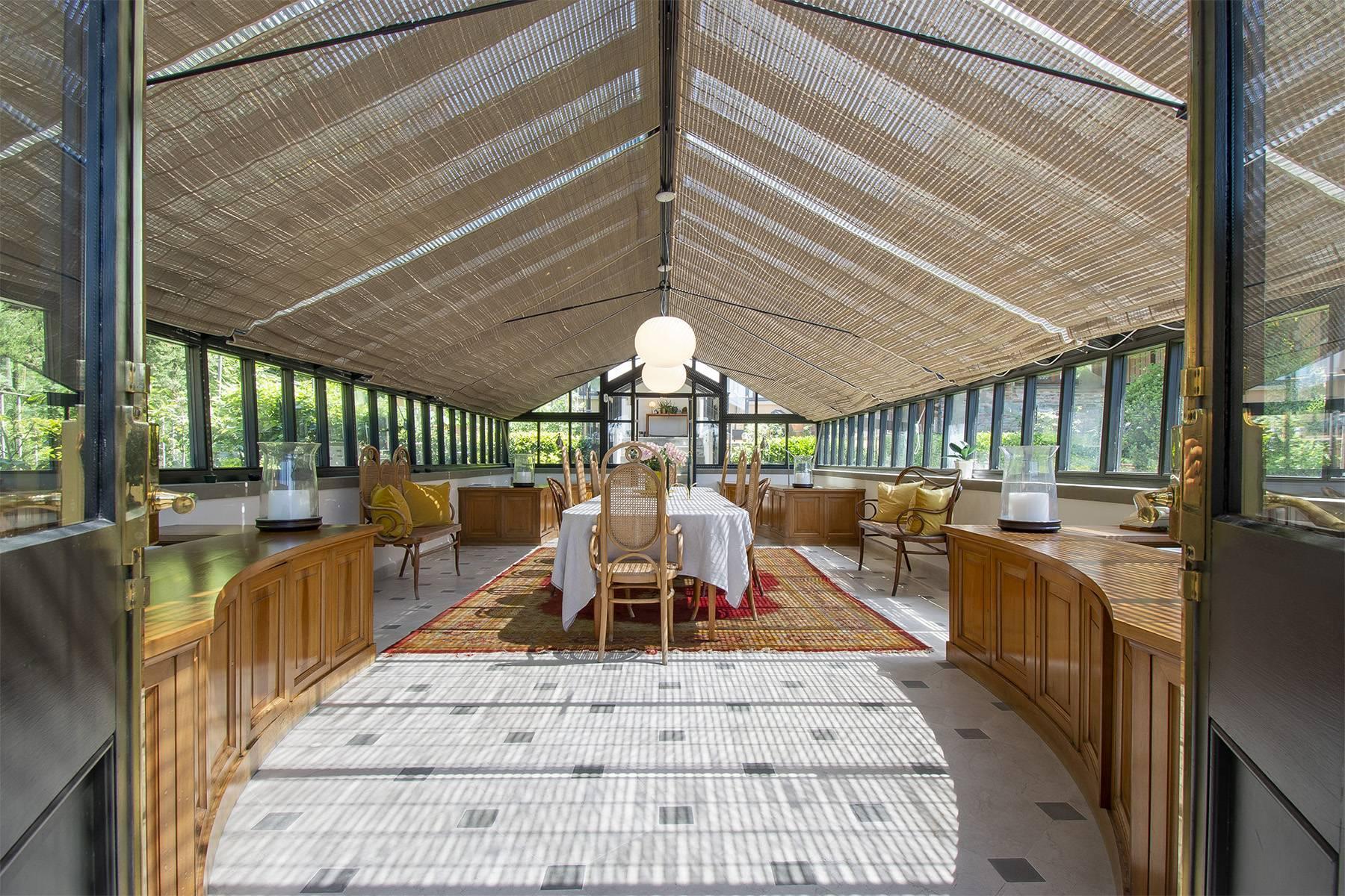Außergewöhnliche Villa auf den Hügeln um Florenz mit Swimmingpool und Fitnessraum - 3