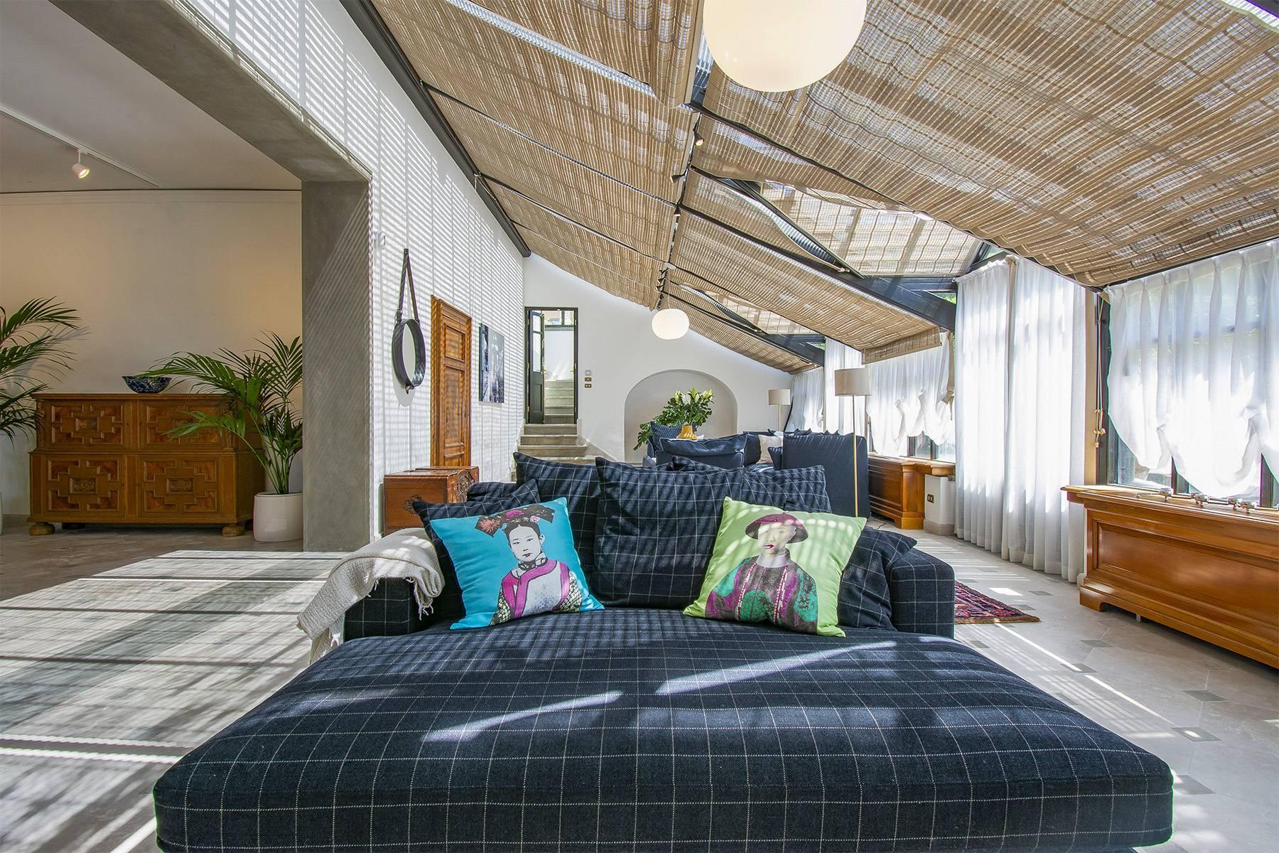 Außergewöhnliche Villa auf den Hügeln um Florenz mit Swimmingpool und Fitnessraum - 9