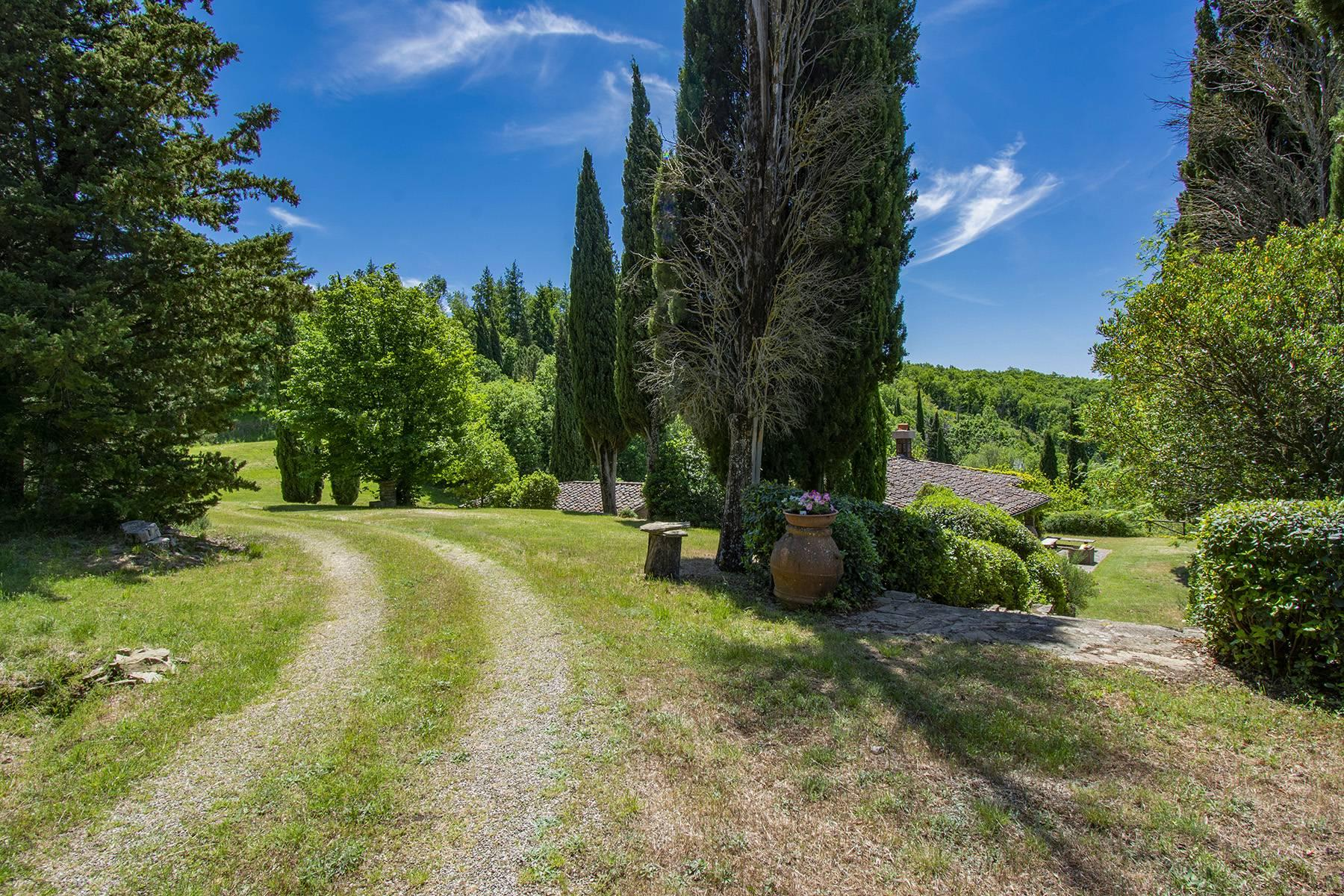 Tipico casale Toscano con vista incantevole su Arezzo - 4