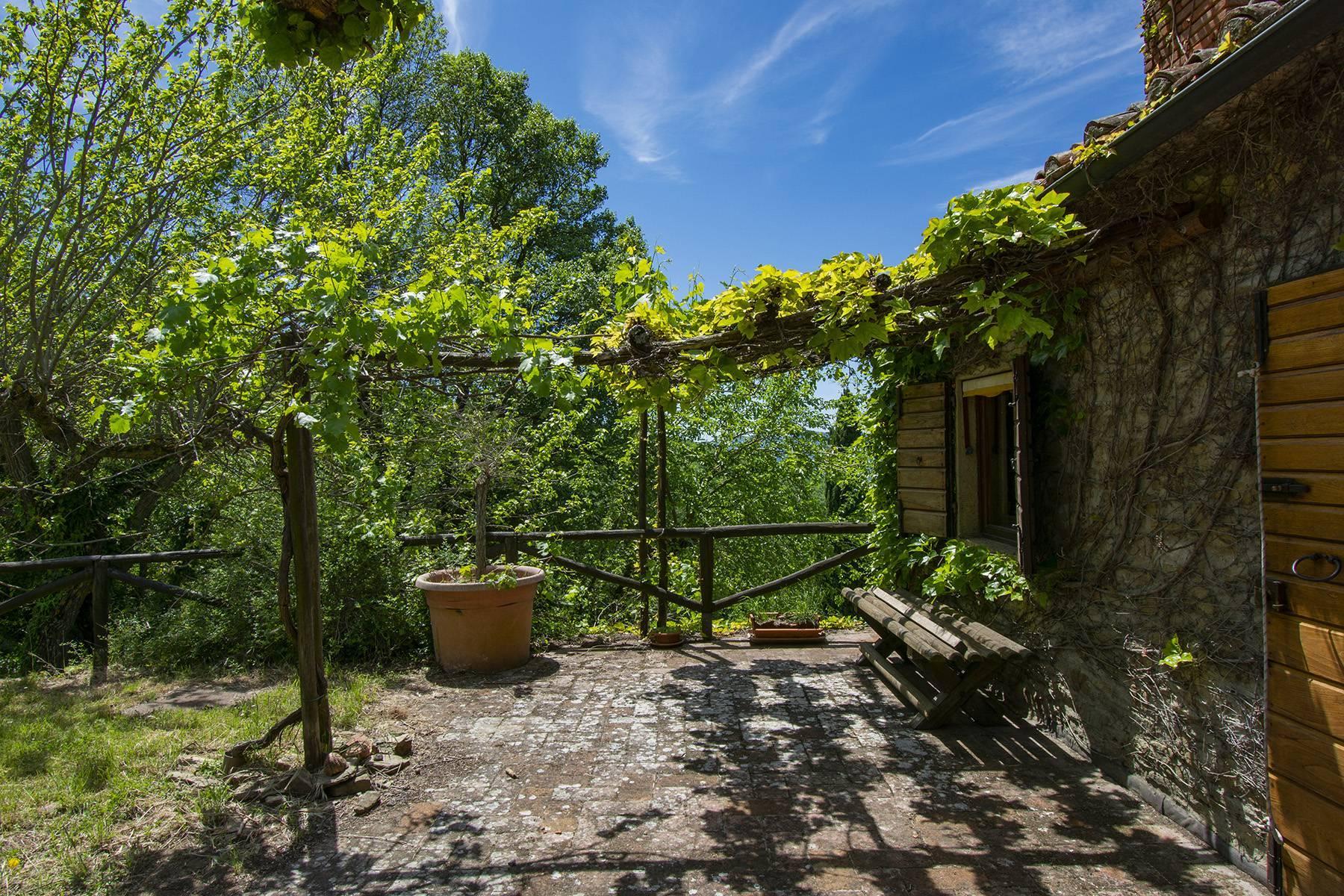 Tipico casale Toscano con vista incantevole su Arezzo - 31