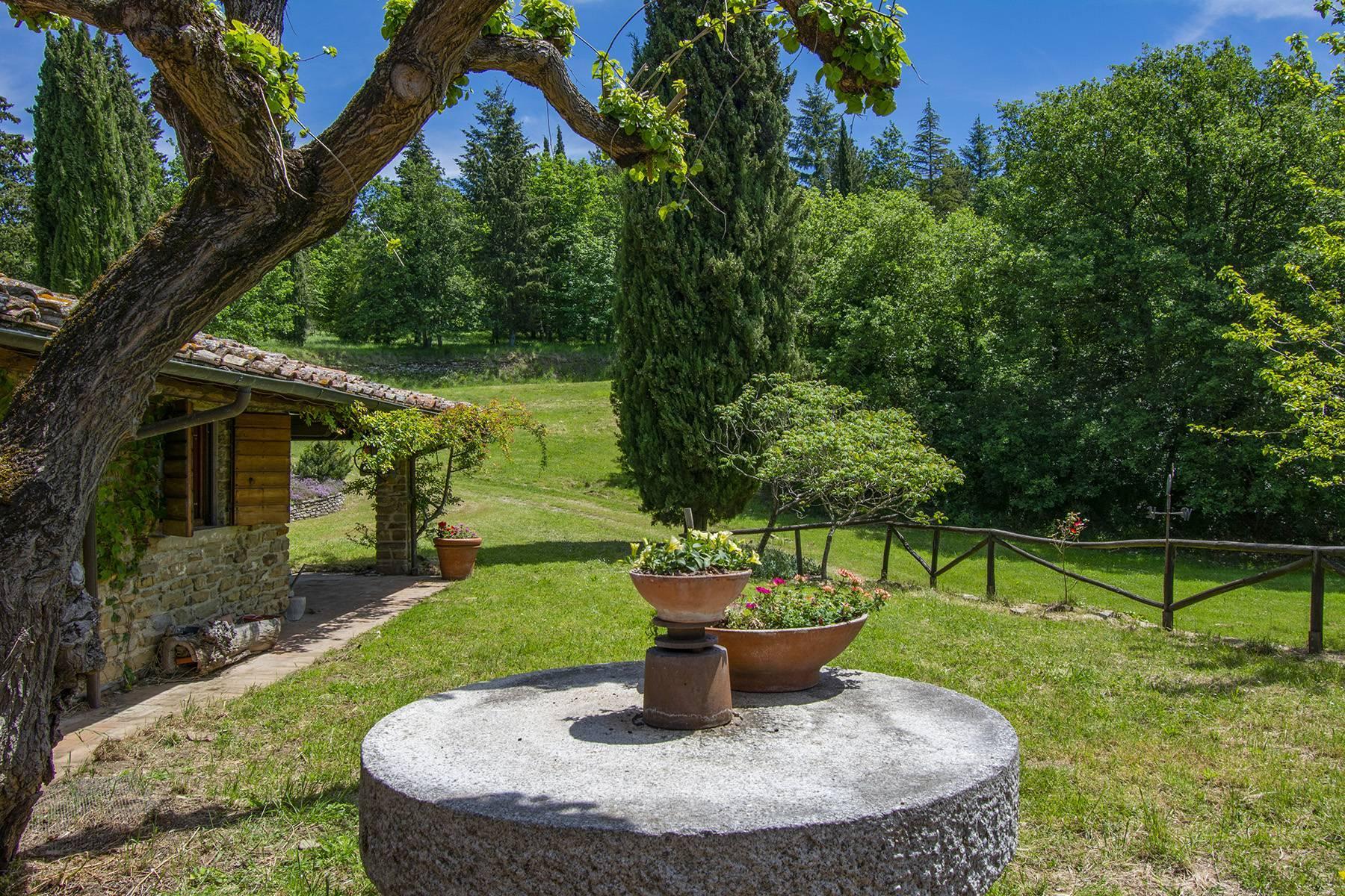 Tipico casale Toscano con vista incantevole su Arezzo - 23
