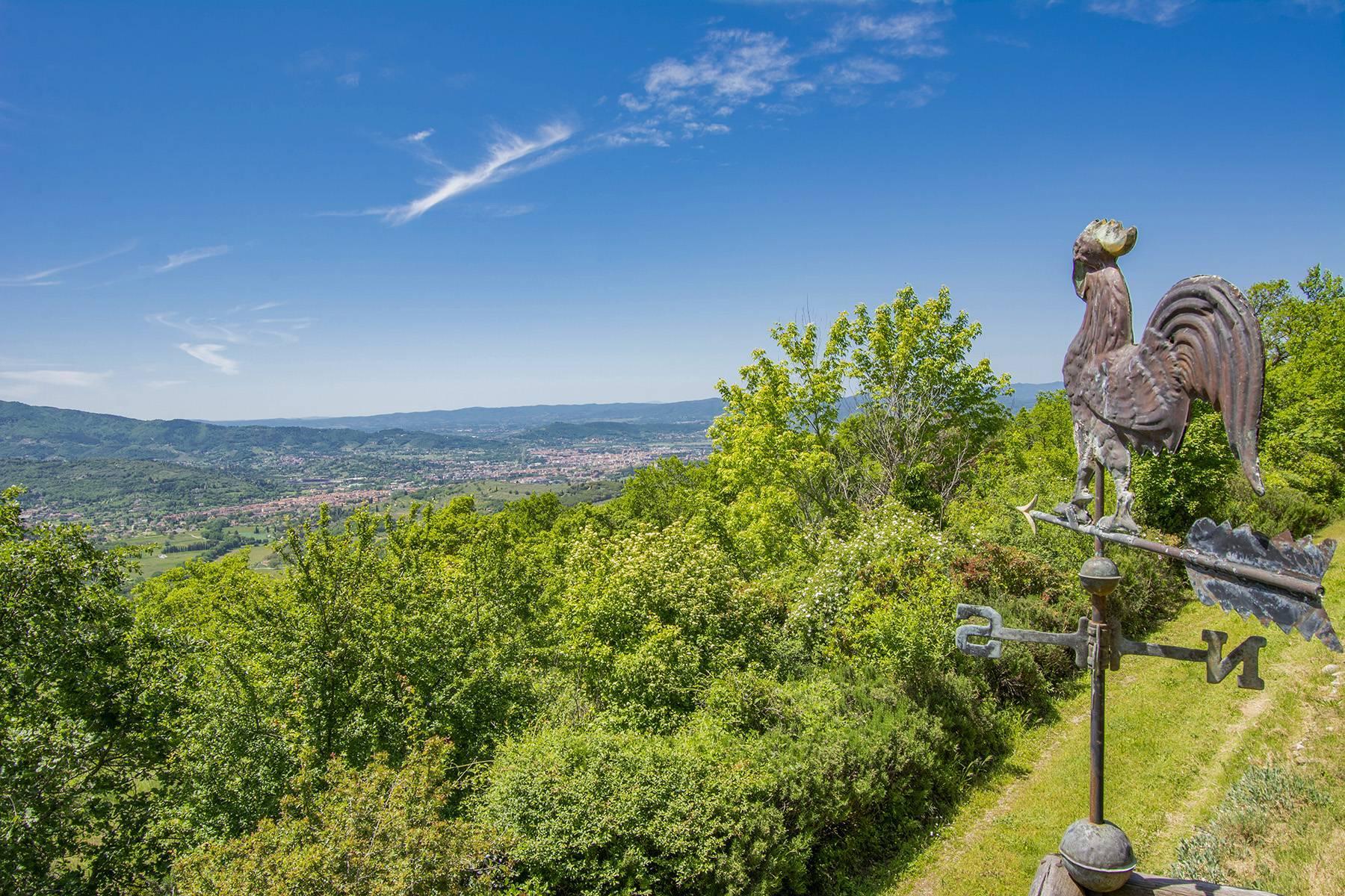 Tipico casale Toscano con vista incantevole su Arezzo - 27