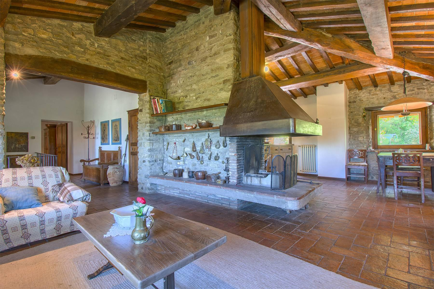 Tipico casale Toscano con vista incantevole su Arezzo - 9
