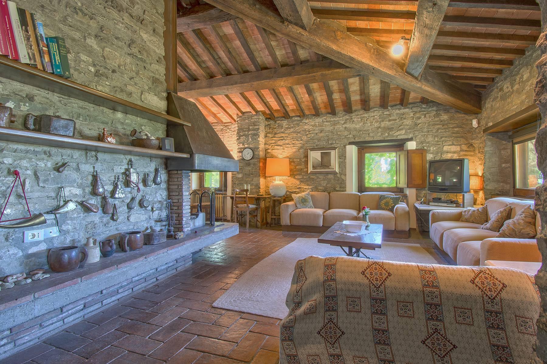 Tipico casale Toscano con vista incantevole su Arezzo - 10