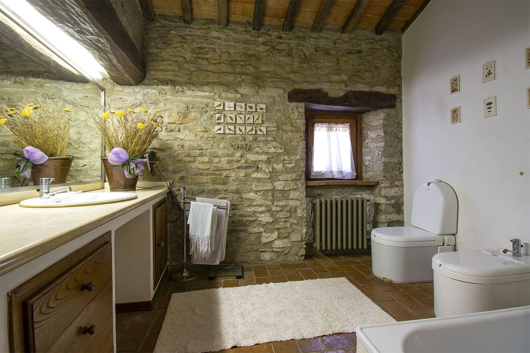 Tipico casale Toscano con vista incantevole su Arezzo - 16