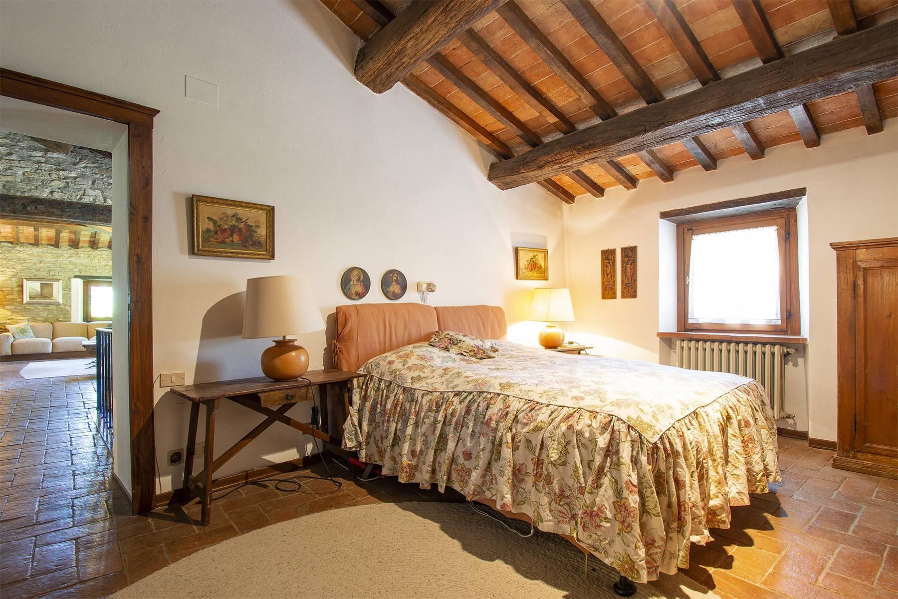 Tipico casale Toscano con vista incantevole su Arezzo - 17