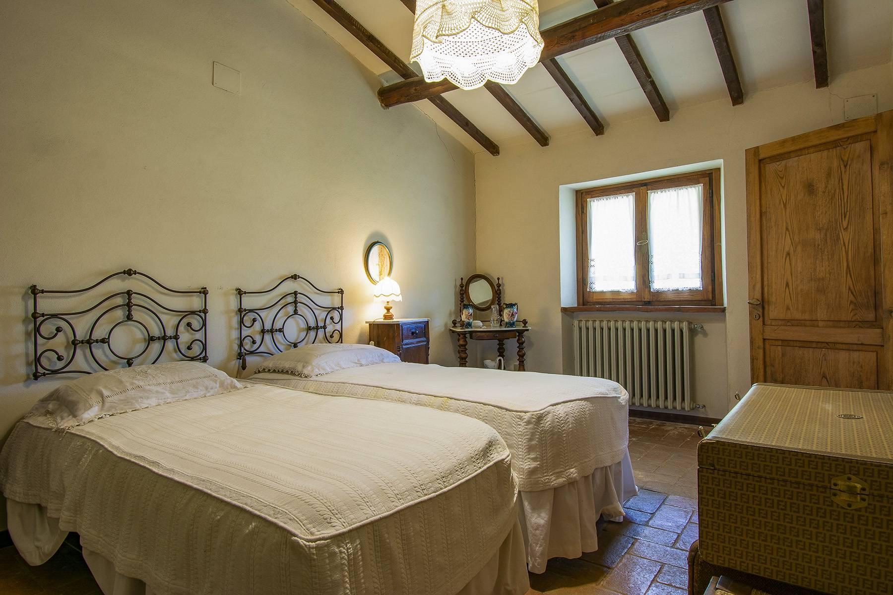 Tipico casale Toscano con vista incantevole su Arezzo - 21