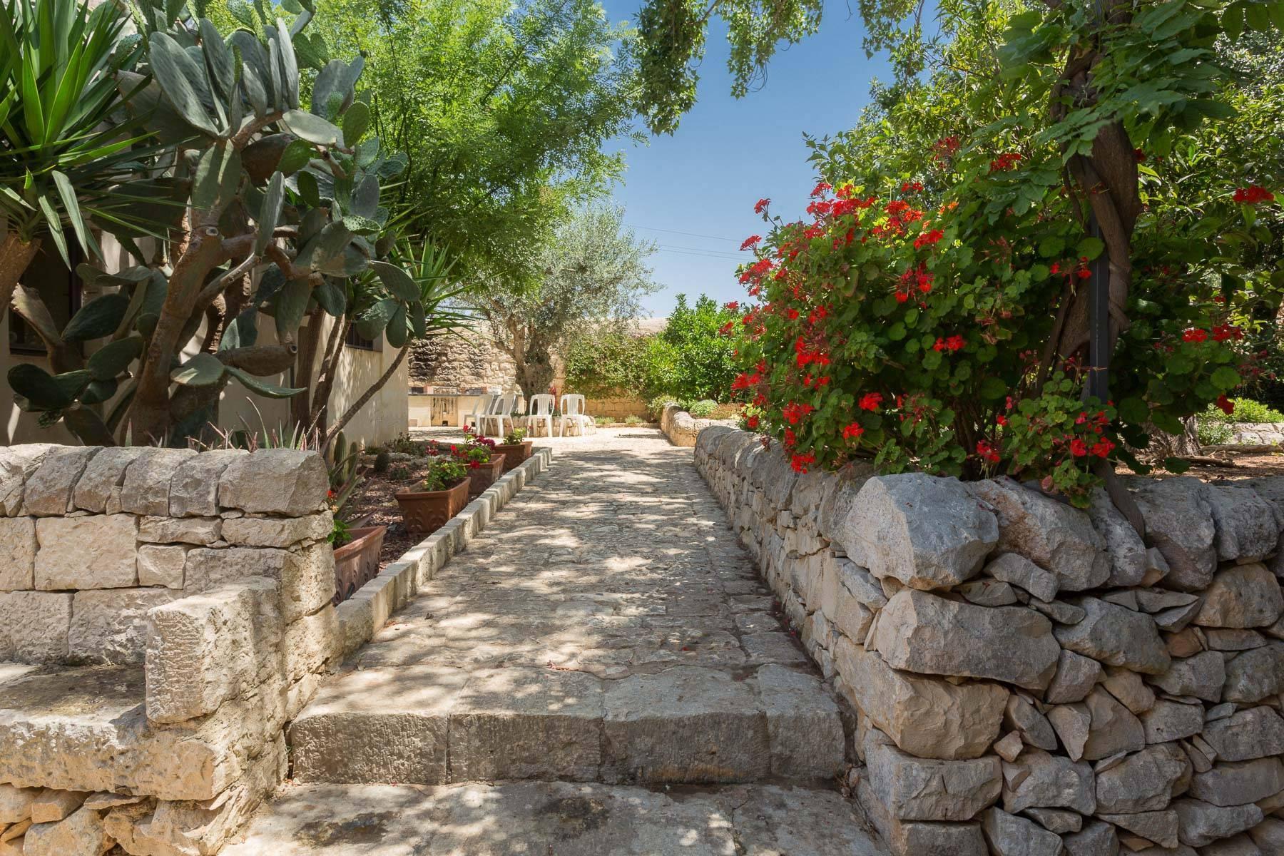 Wunderschöne historische Villa in Scicli - 9