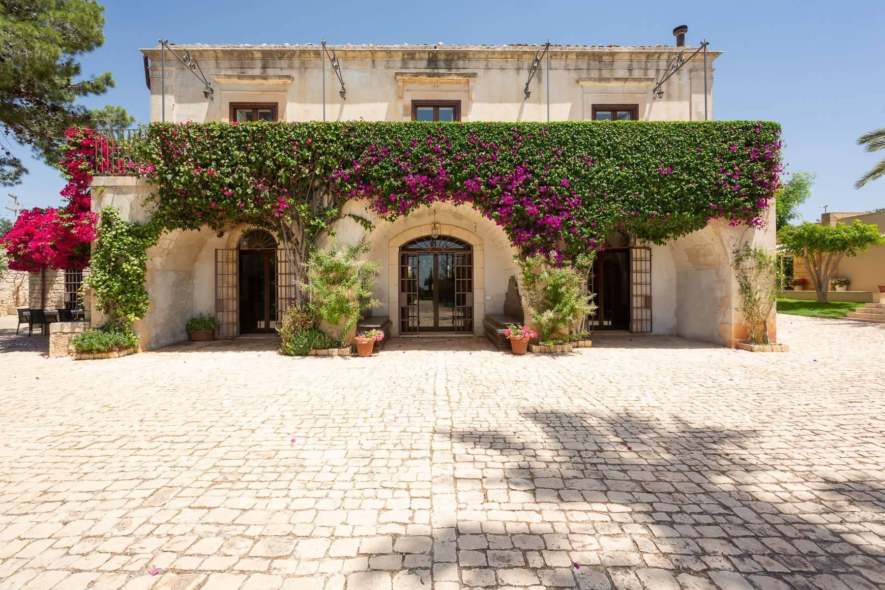 Wunderschöne historische Villa in Scicli - 12