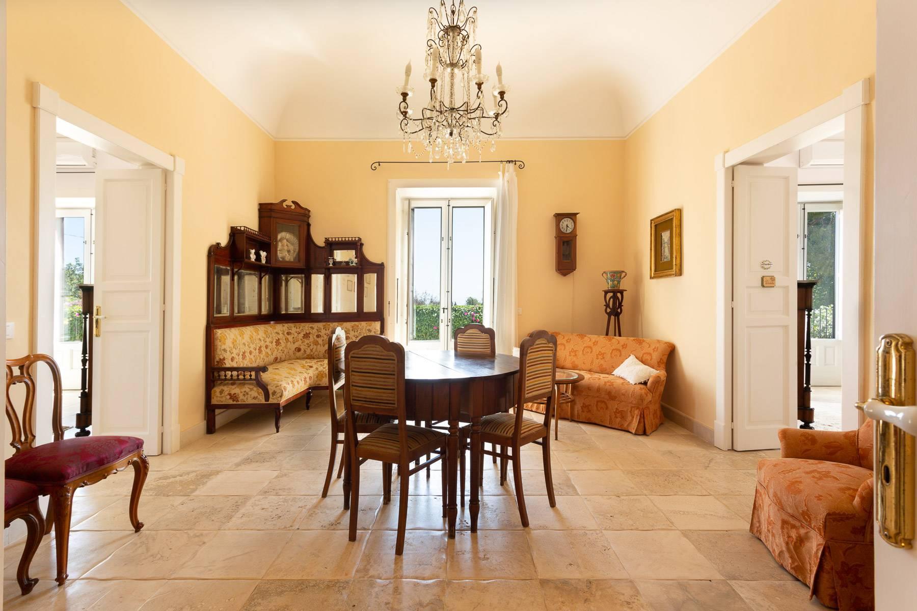 Wunderschöne historische Villa in Scicli - 36