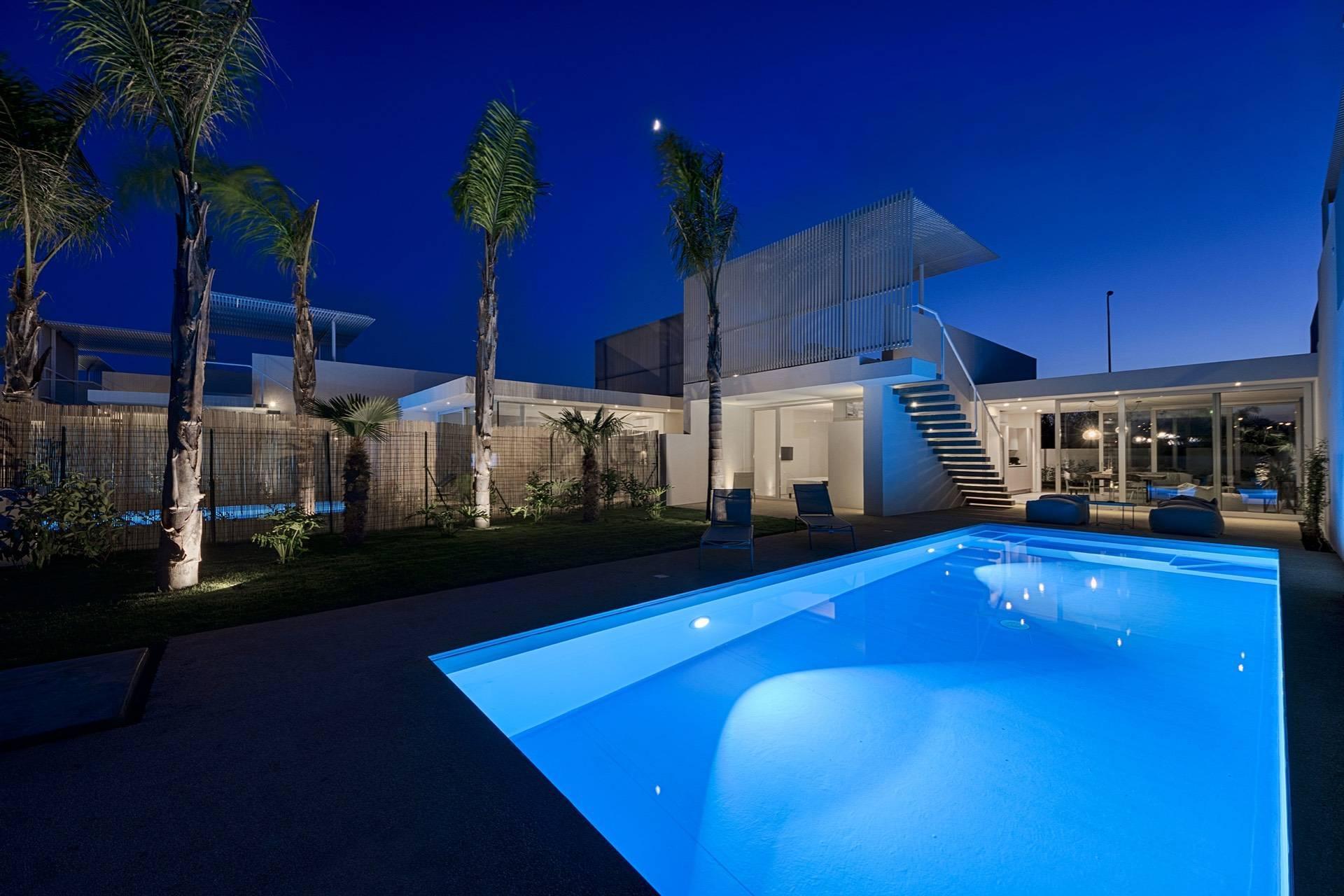 Villa indipendente con piscina a pochi passi dal mare - 6